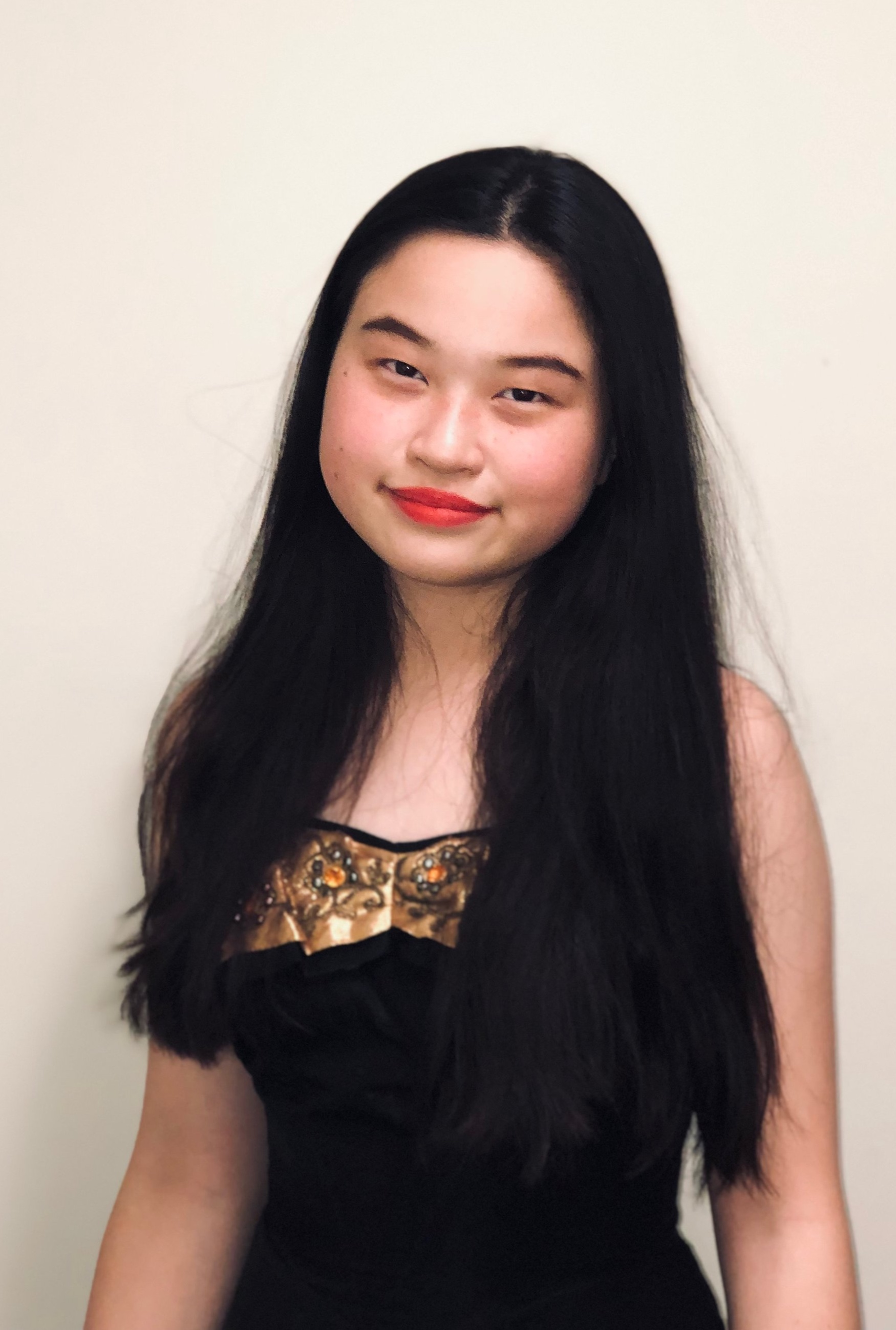 Olivia Yang, Piano Age 14 Charlotte, NC