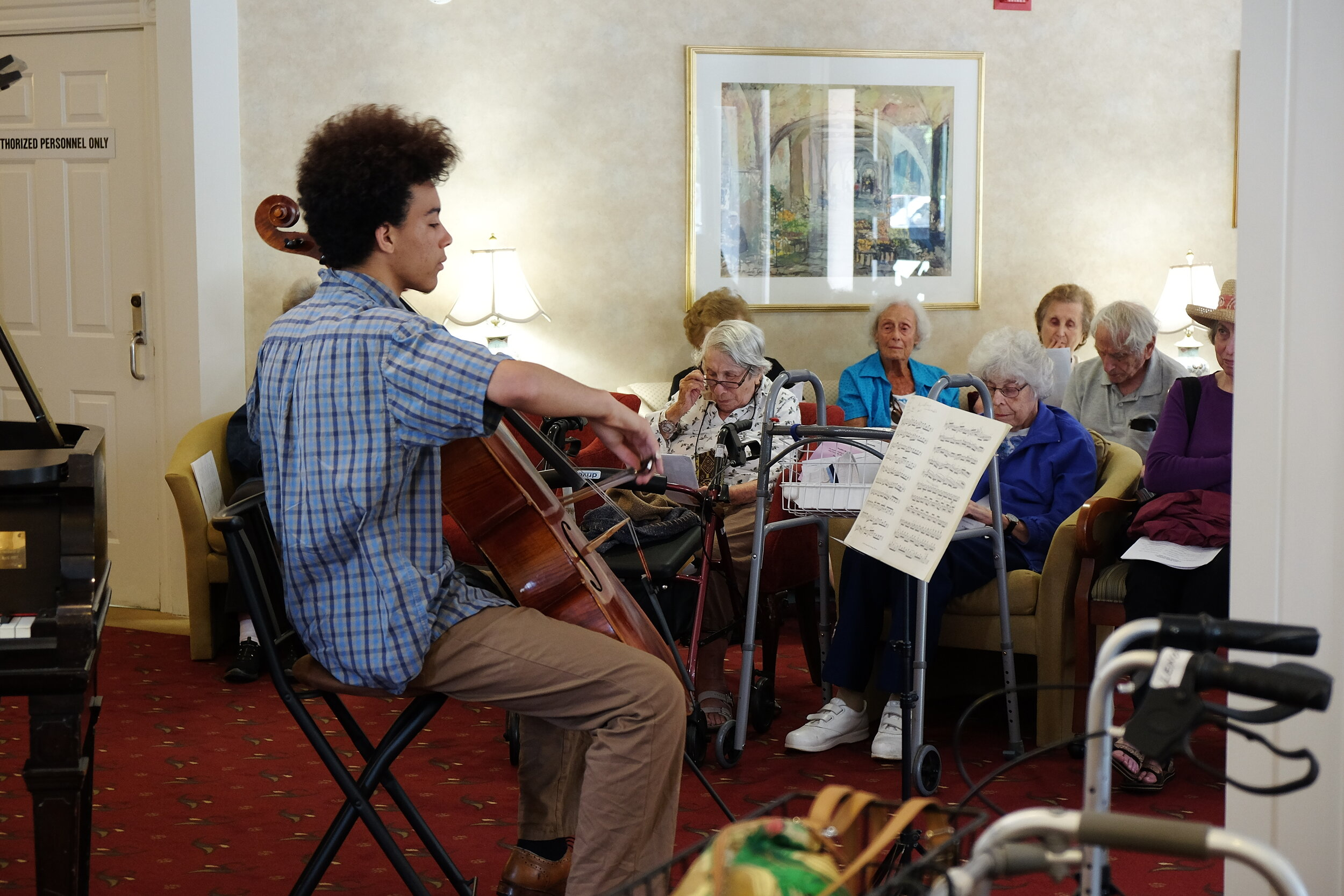 Applewood Retirement Community Outreach Concert