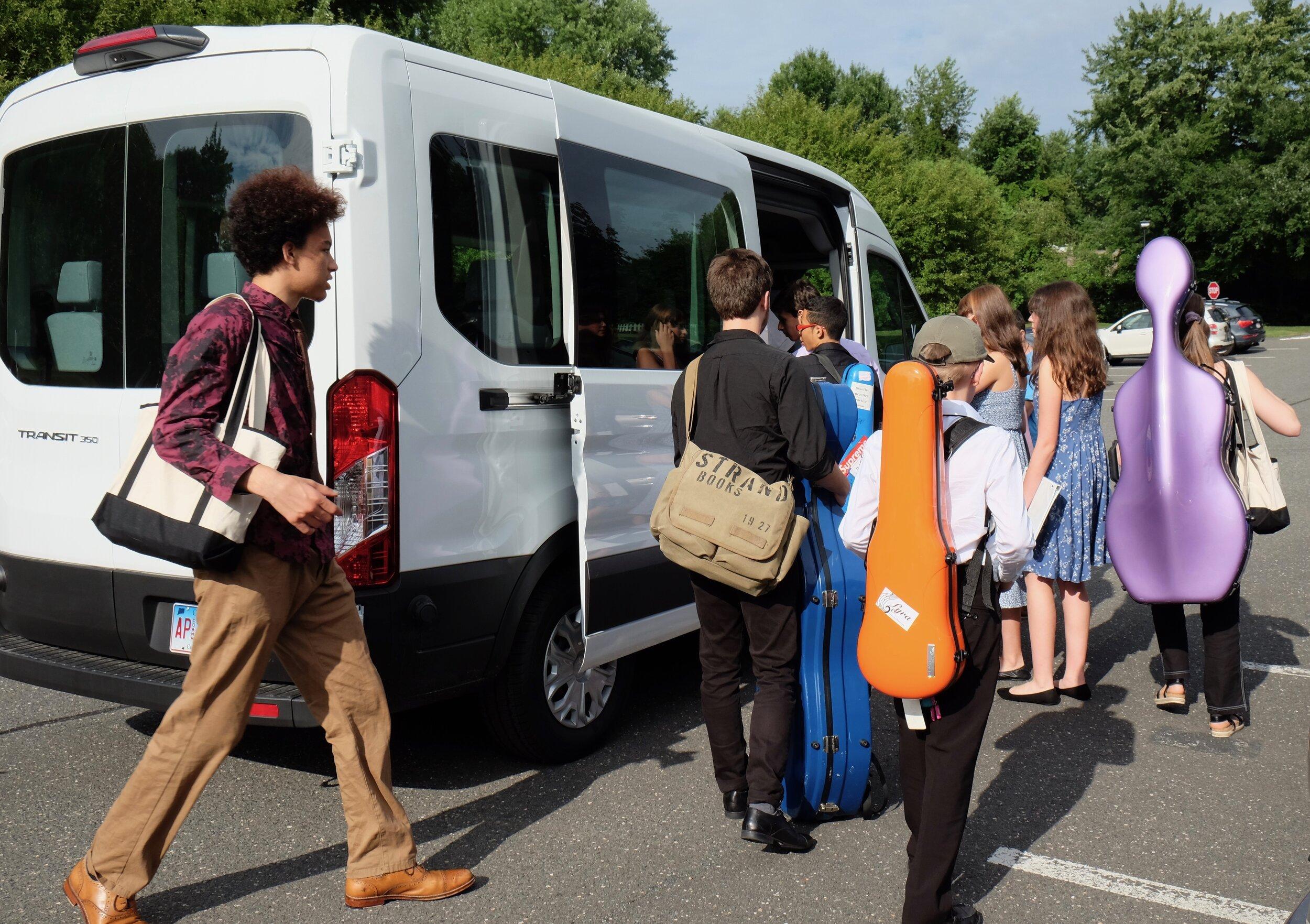 Outreach Concert Travel