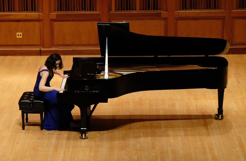 Guest Artist Renana Gutman in Concert