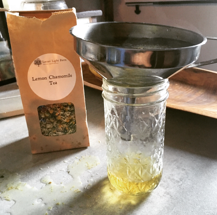 Herbal Infusion Article | Herb Farm NJ