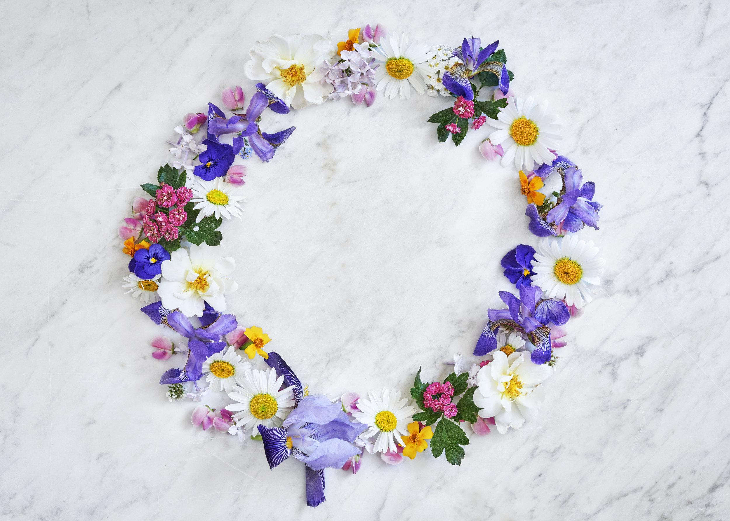 summer solstice flowers