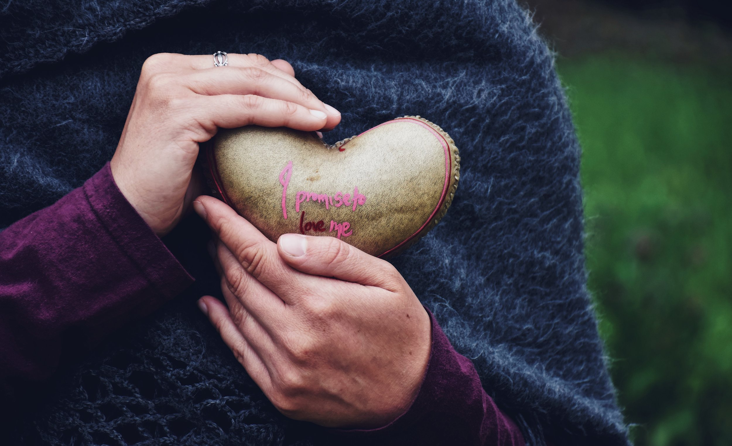 Self-care self-love rattle
