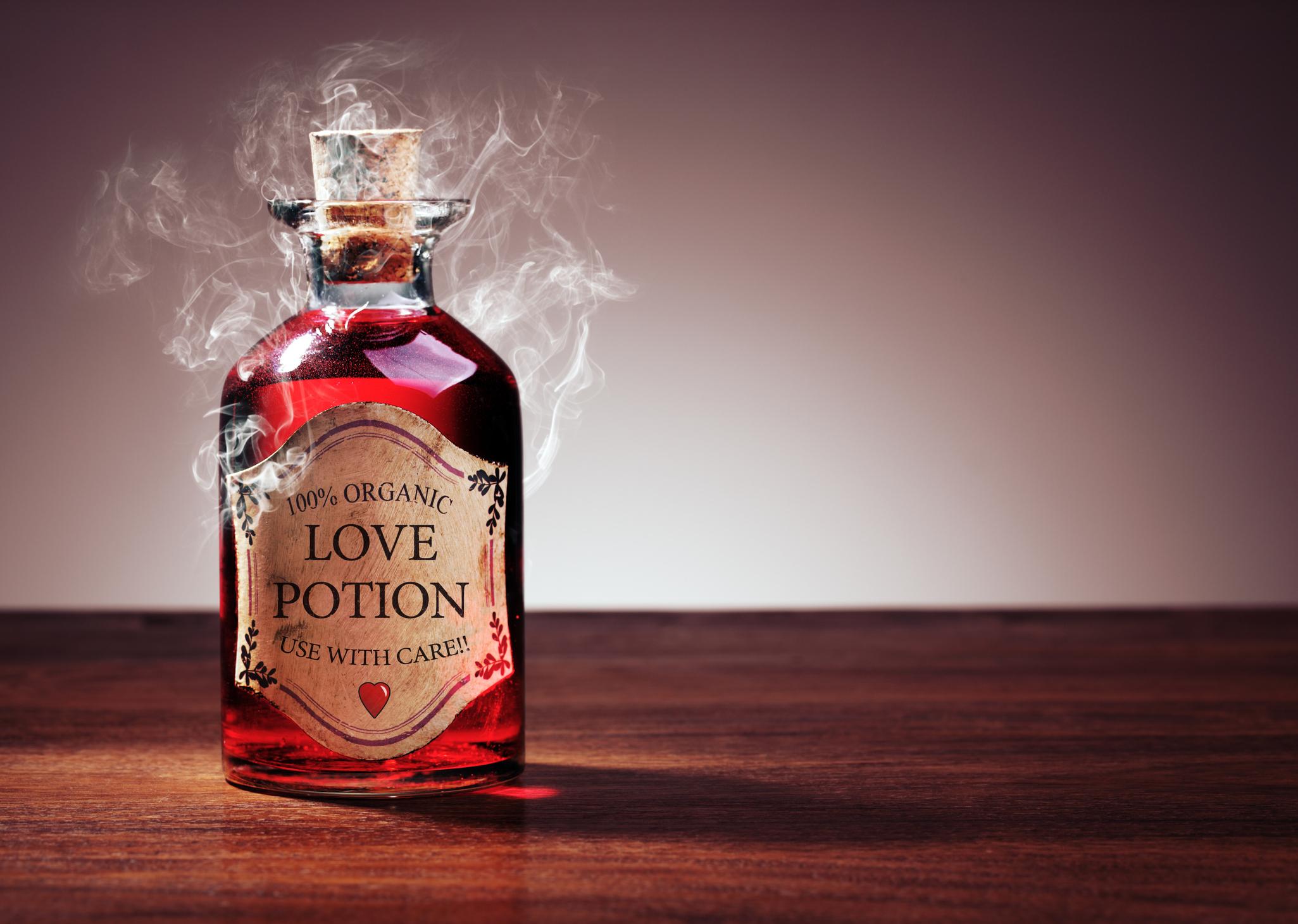 Herbal Love Potion Aphrodisiac