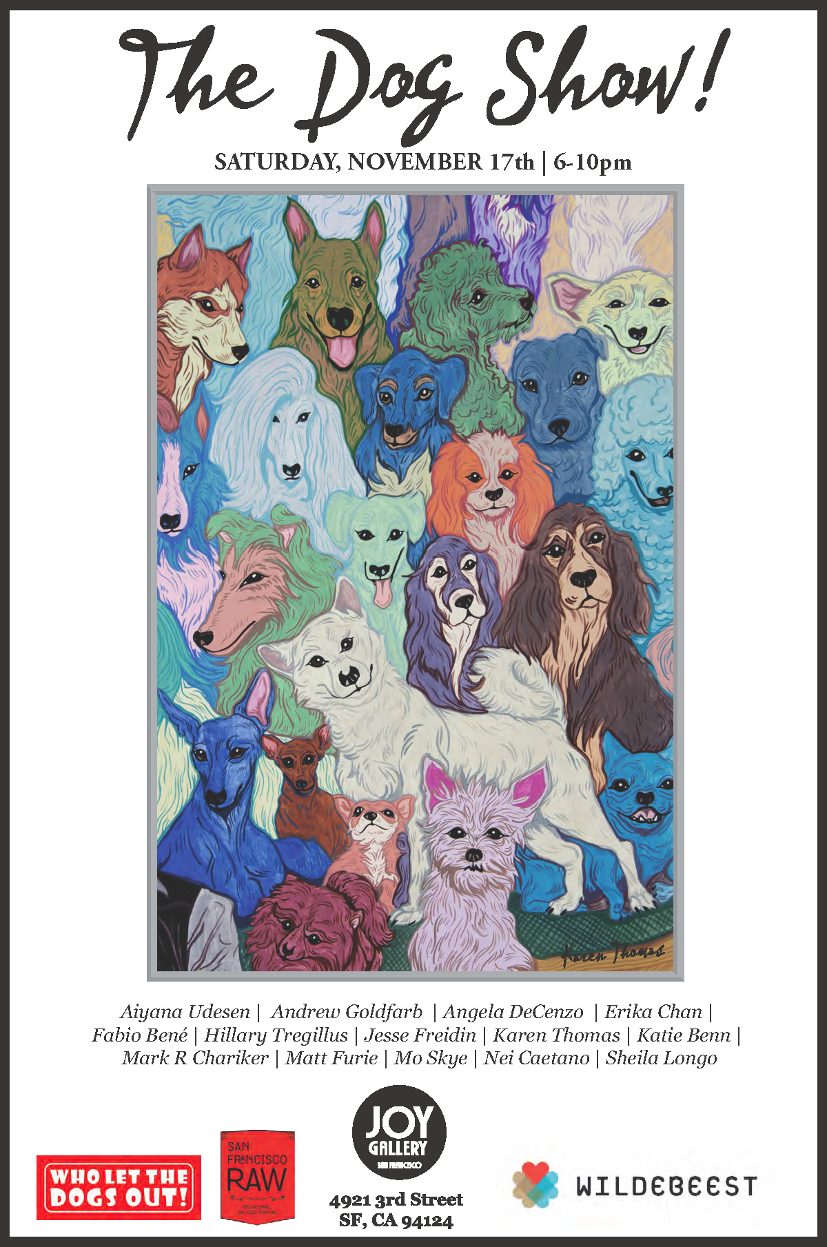 THE DOG SHOW! KT POSTER.jpg