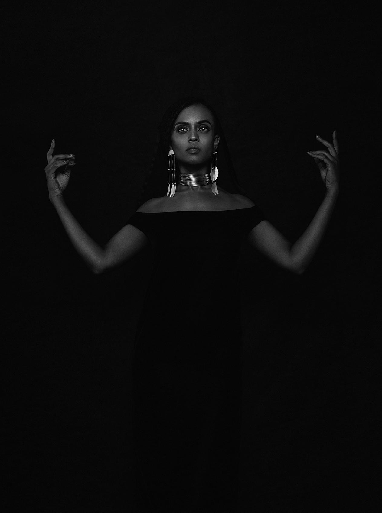Kelela for Cover of Suited Magazine September 2018