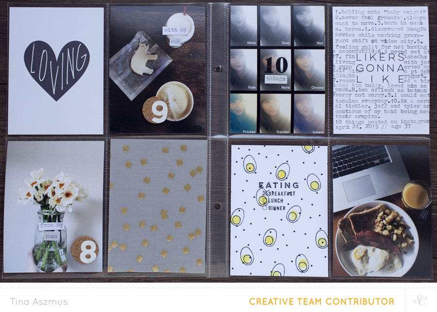 LLP blog | Studio Calico Galileo | Project Life
