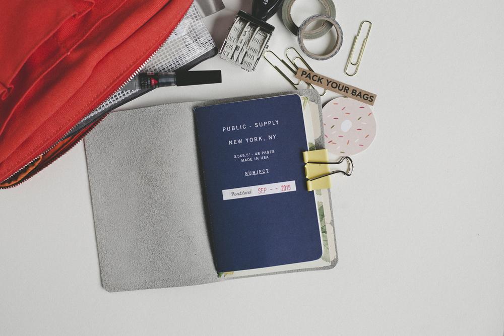 LLP blog | Midori style travel journal