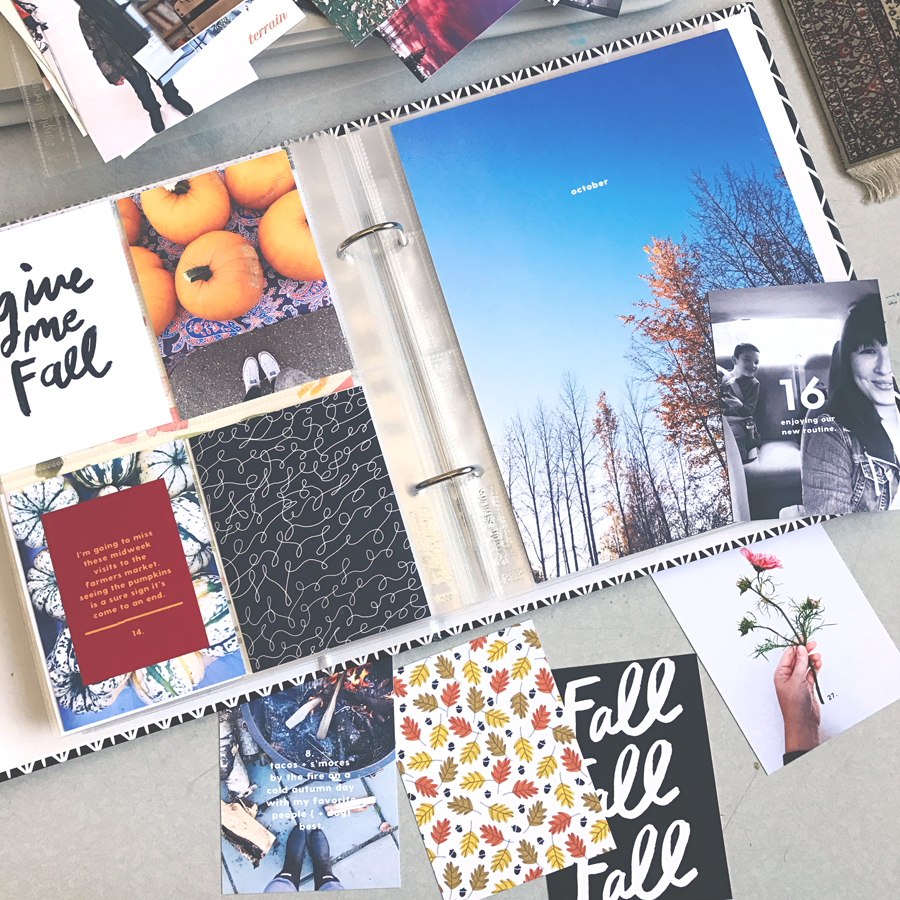 LifeLovePaper Blog | Fall Freebie