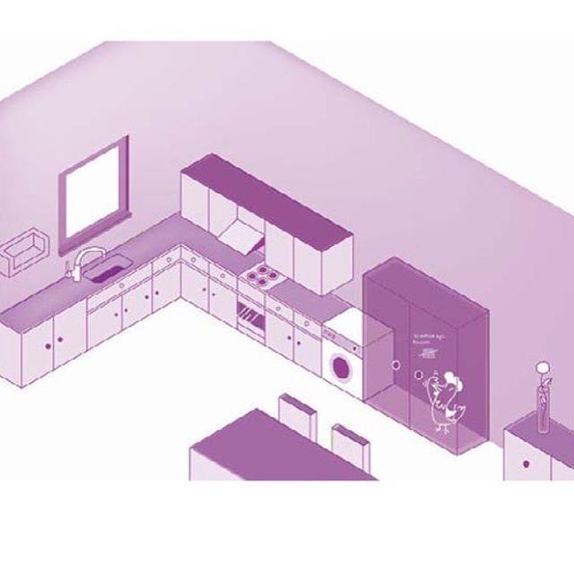 Encerrado para la cena #characterdesign #illustration #일러스트 #디자인 #scenarydesign #kitchen #ilustracion #patttern #diseño #amor #사랑 #fashionillustration #cocina #🦄 #chicken  #그래픽디자인 #magazineillustration