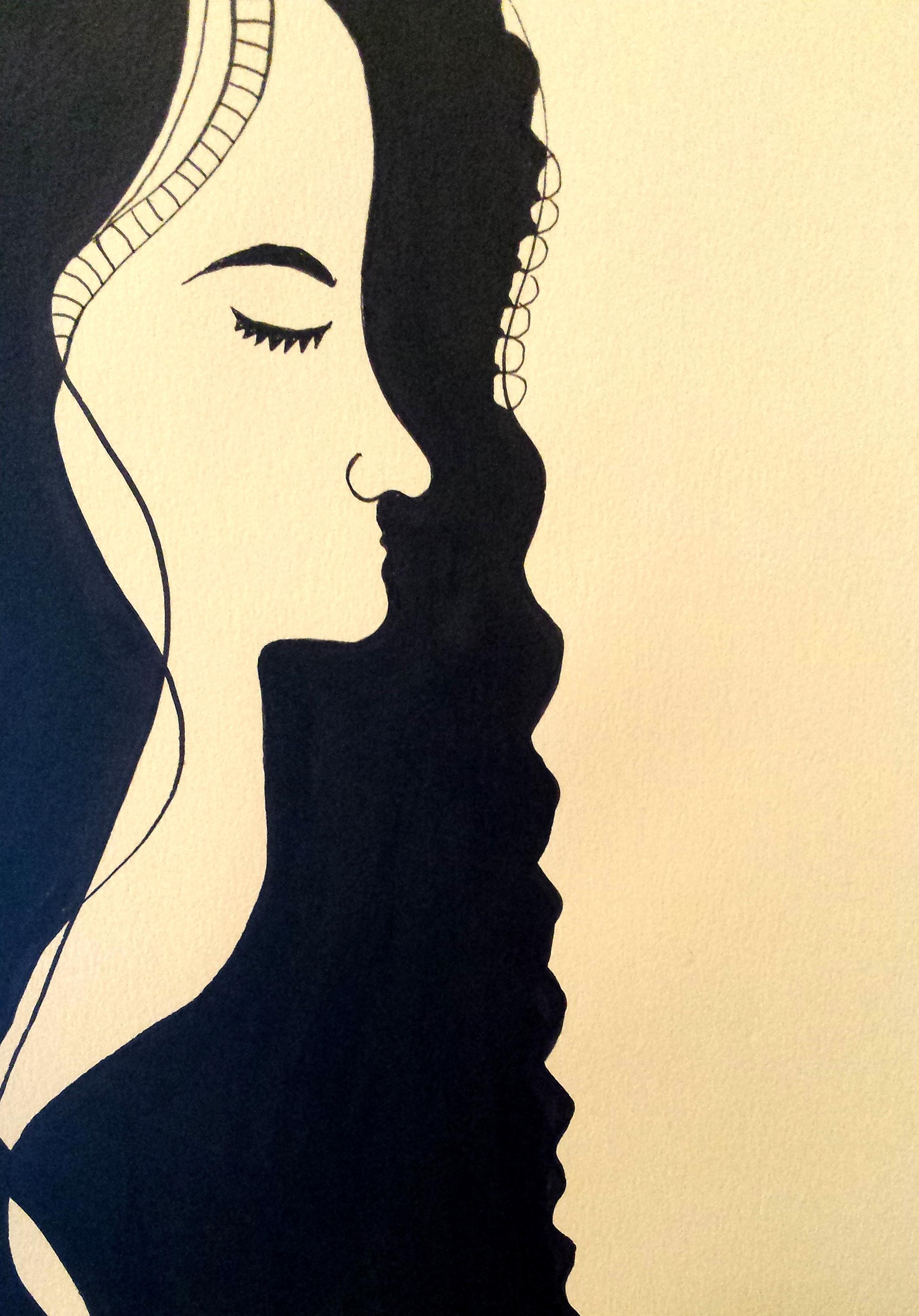 lady by kimberly gonzalez