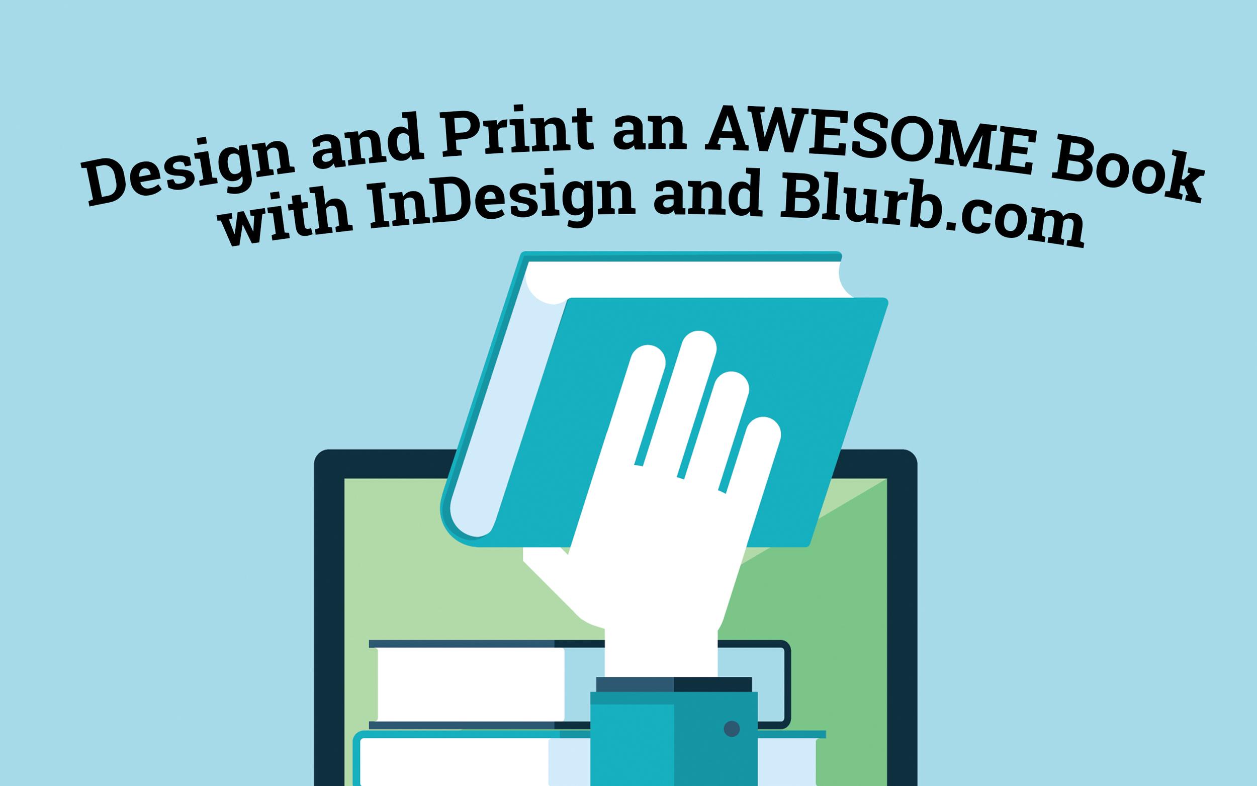 designingabookwithblurbandindesign