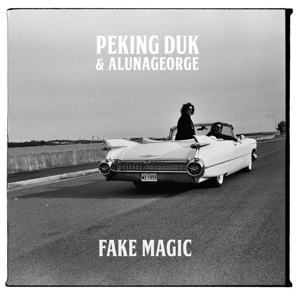 FAKE MAGIC - PEKING DUK & ALUNA GEORGEVocal production + mixing - 2 x Platinum sales (aus)