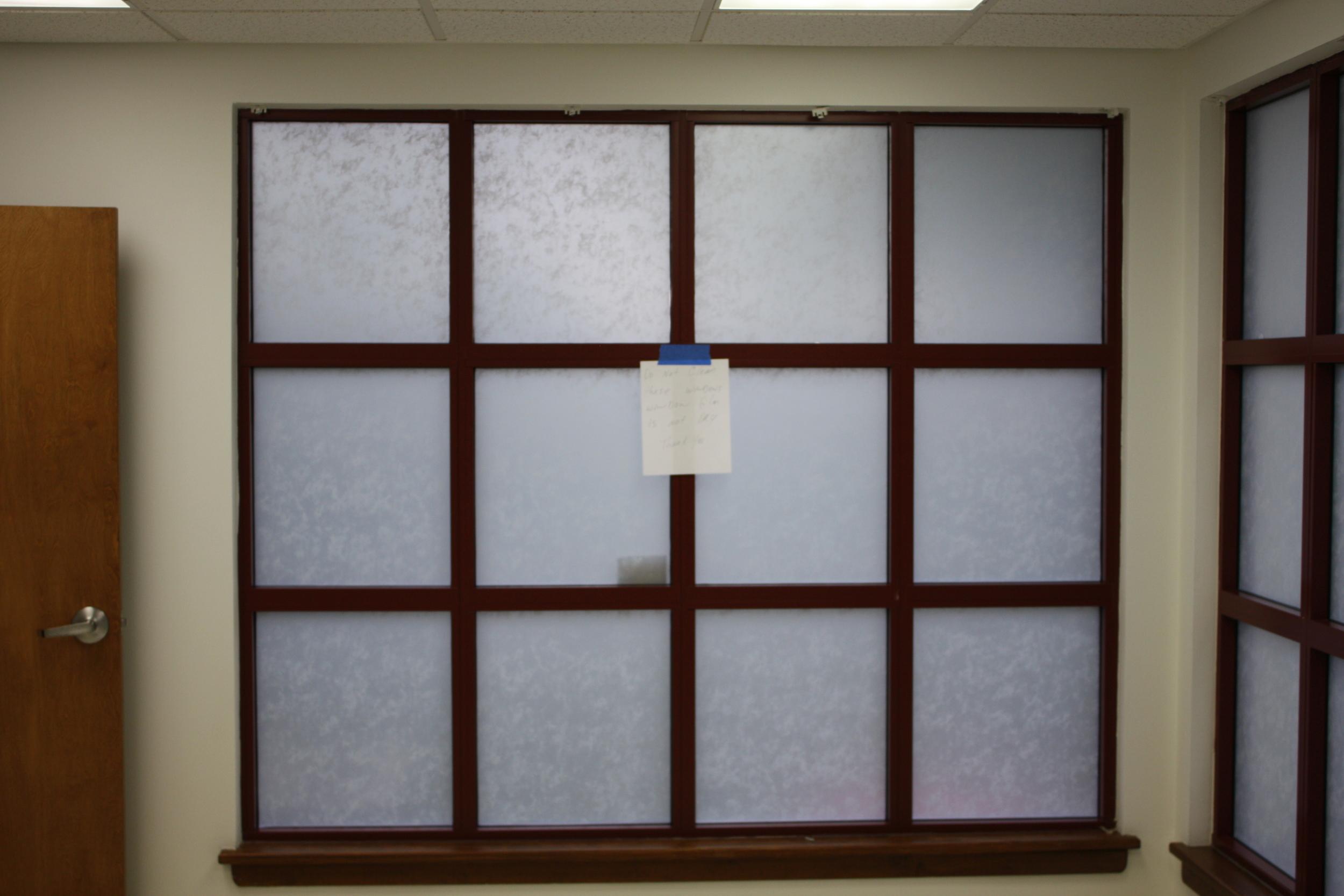 Frost Film on Office Window.JPG