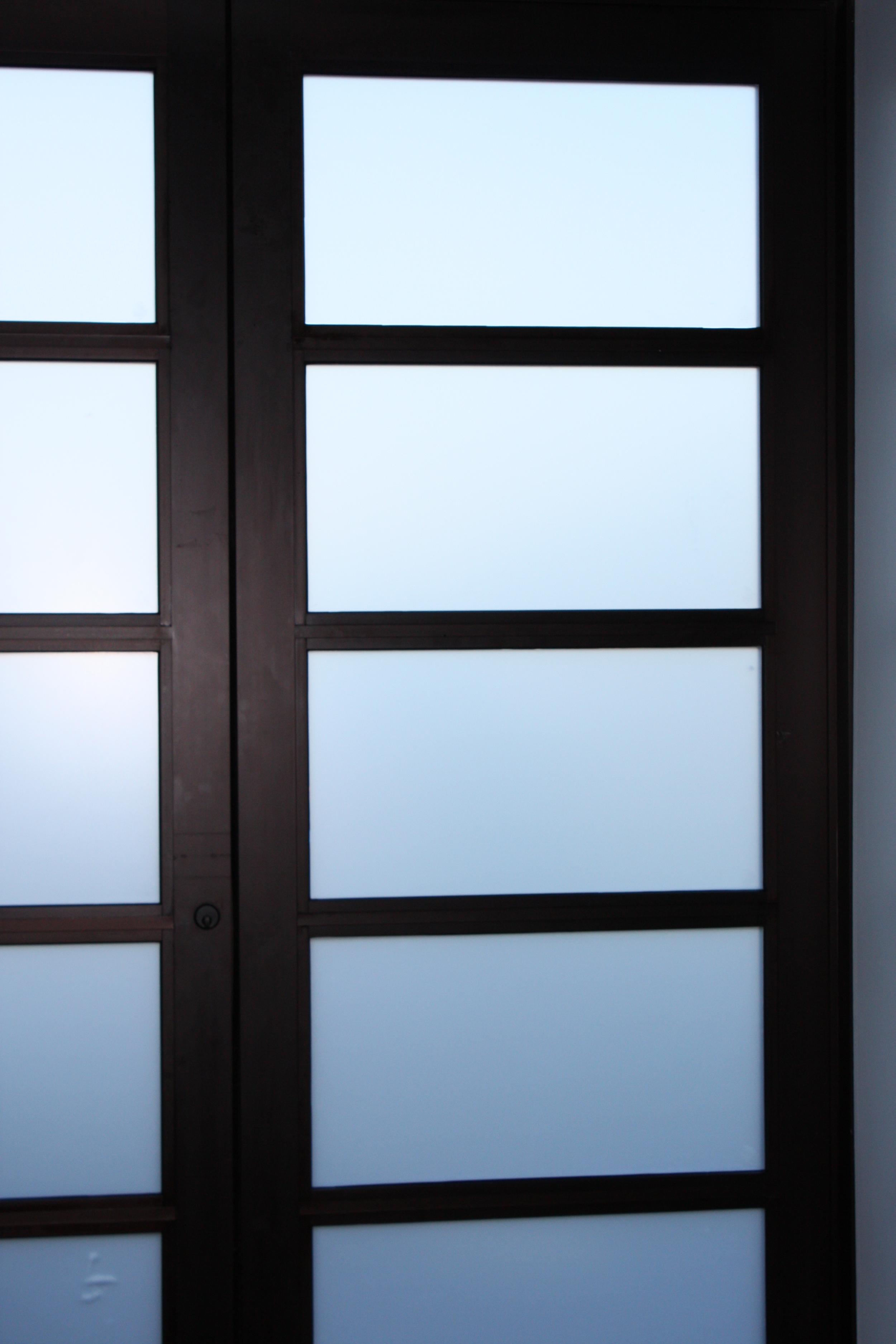 Frosted Doors.JPG