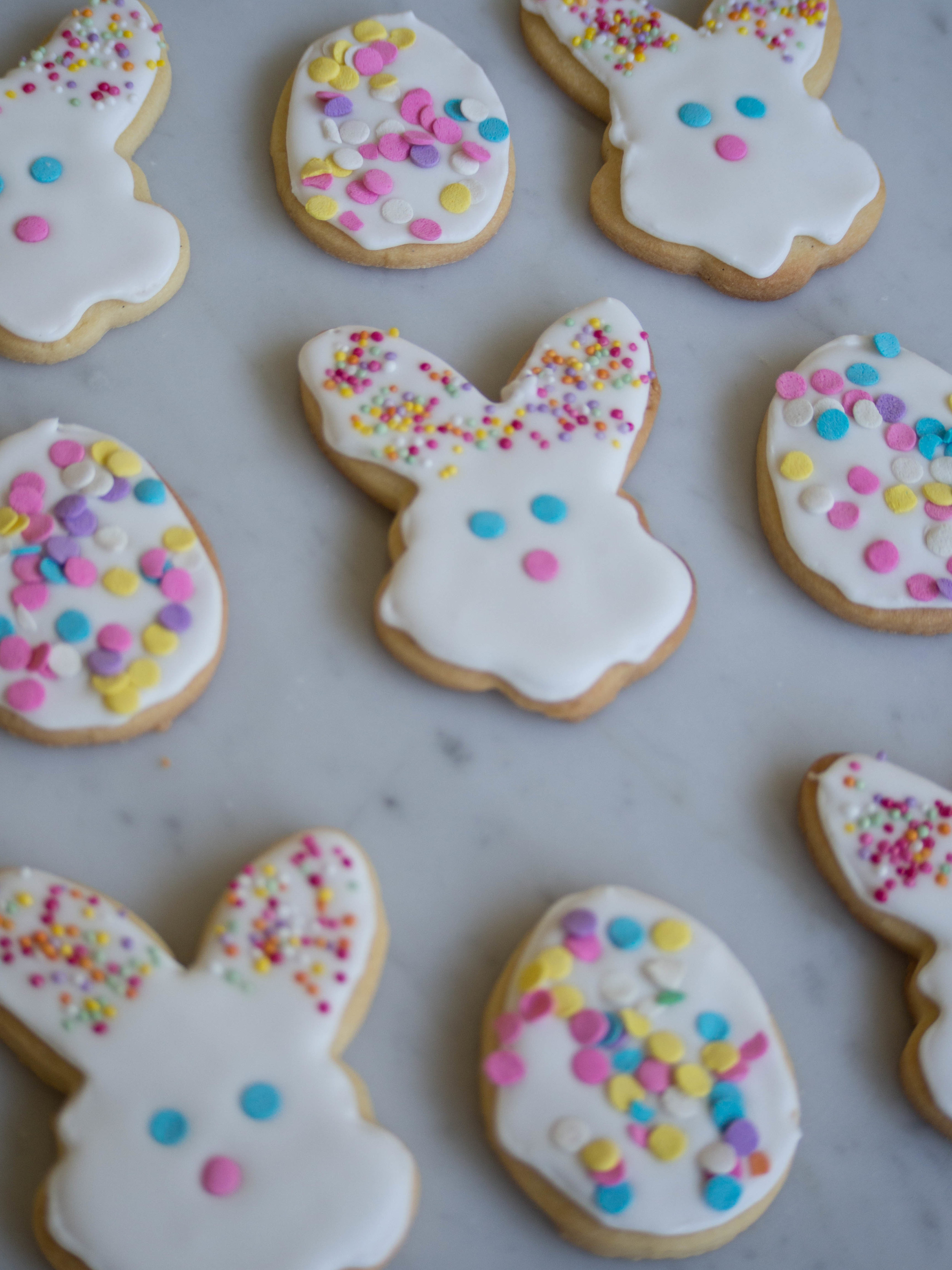 Easter Biscuits.