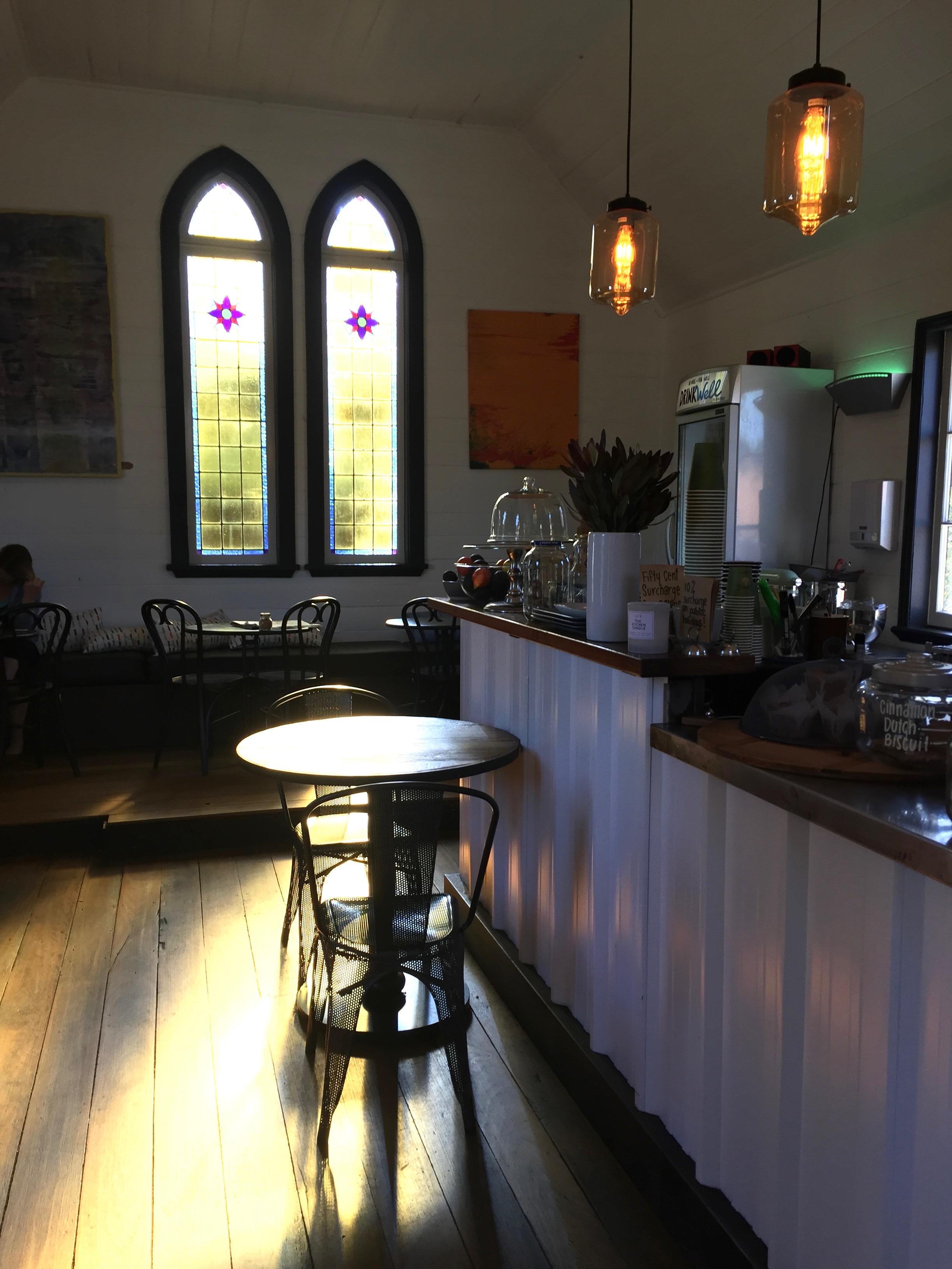 Inside The Church Glenbrook