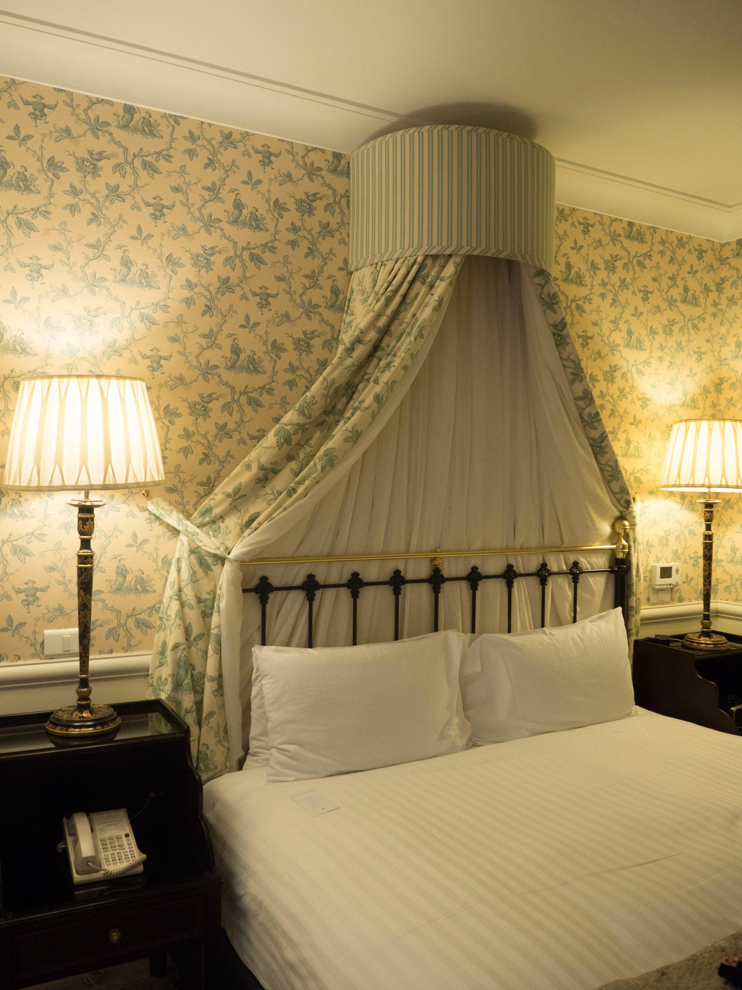 My Room at Lilianfels
