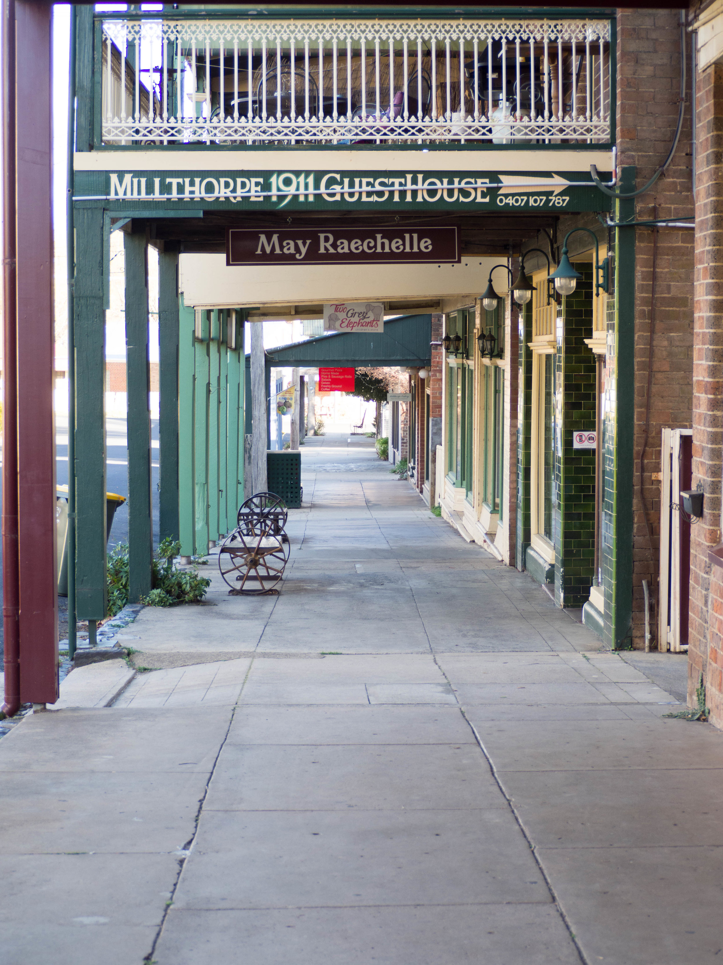 Millthorpe, NSW