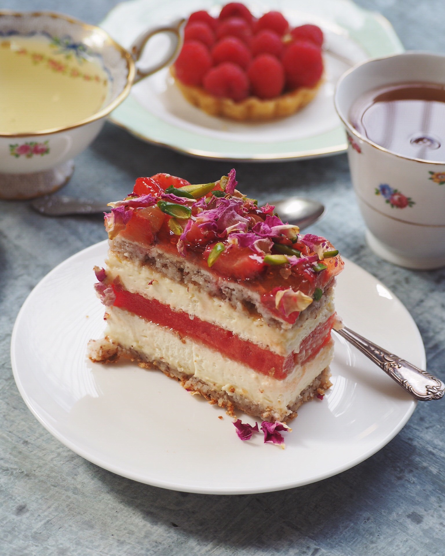 Strawberry Watermelon Cake from Black Star Pastry