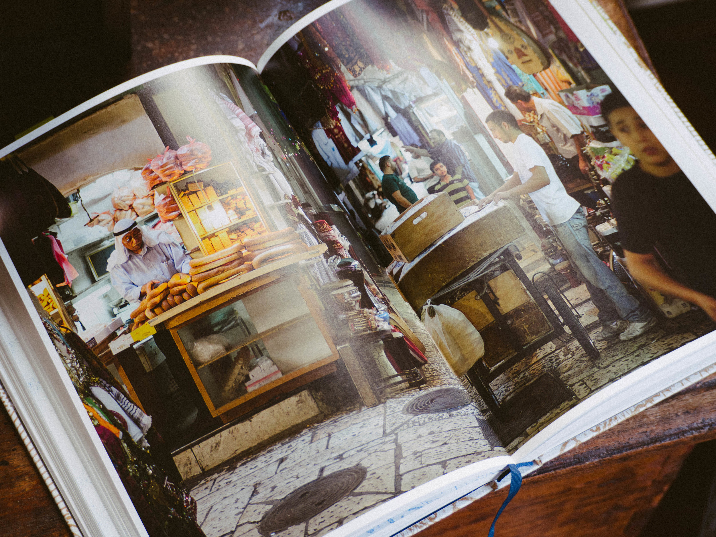 Lifestyle photography in  Jerusalem  by Yotam Ottolenghi & Sami Tamimi
