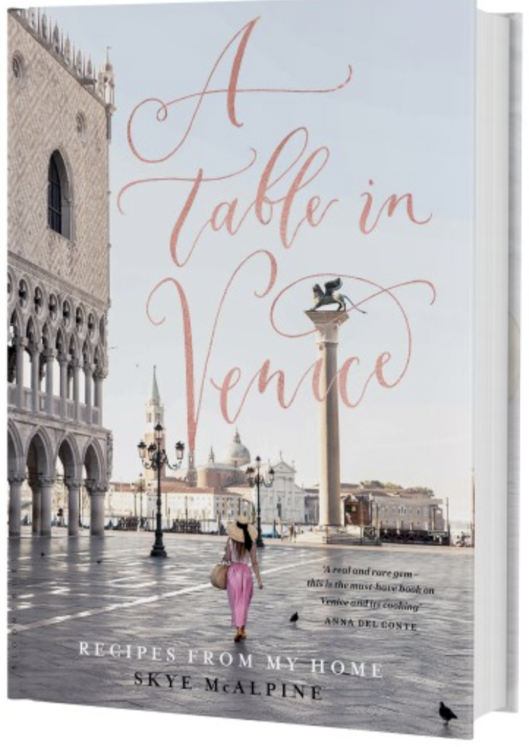 A Table in Venice - by Skye McAlpine