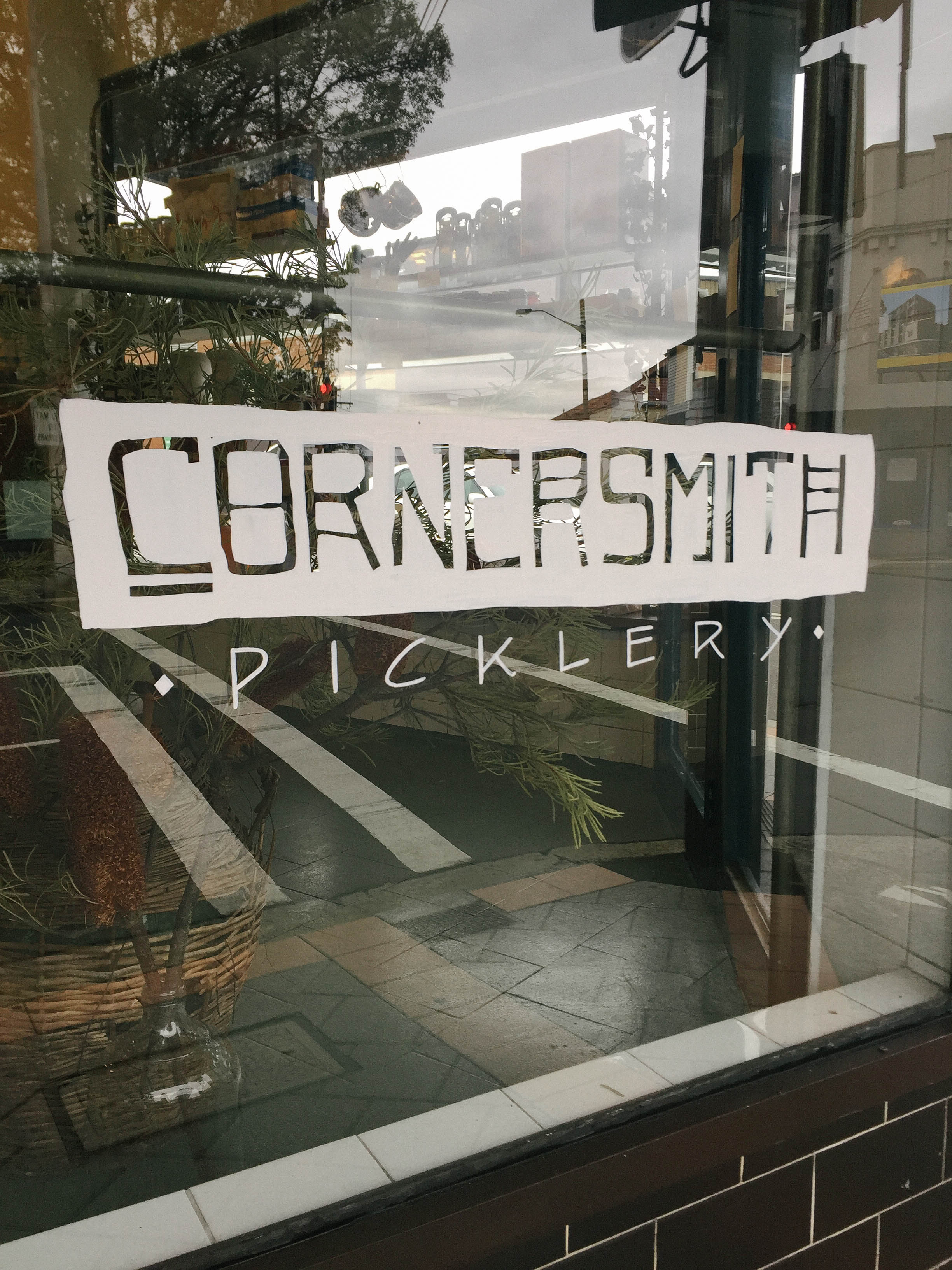 Cornersmith Gift Voucher