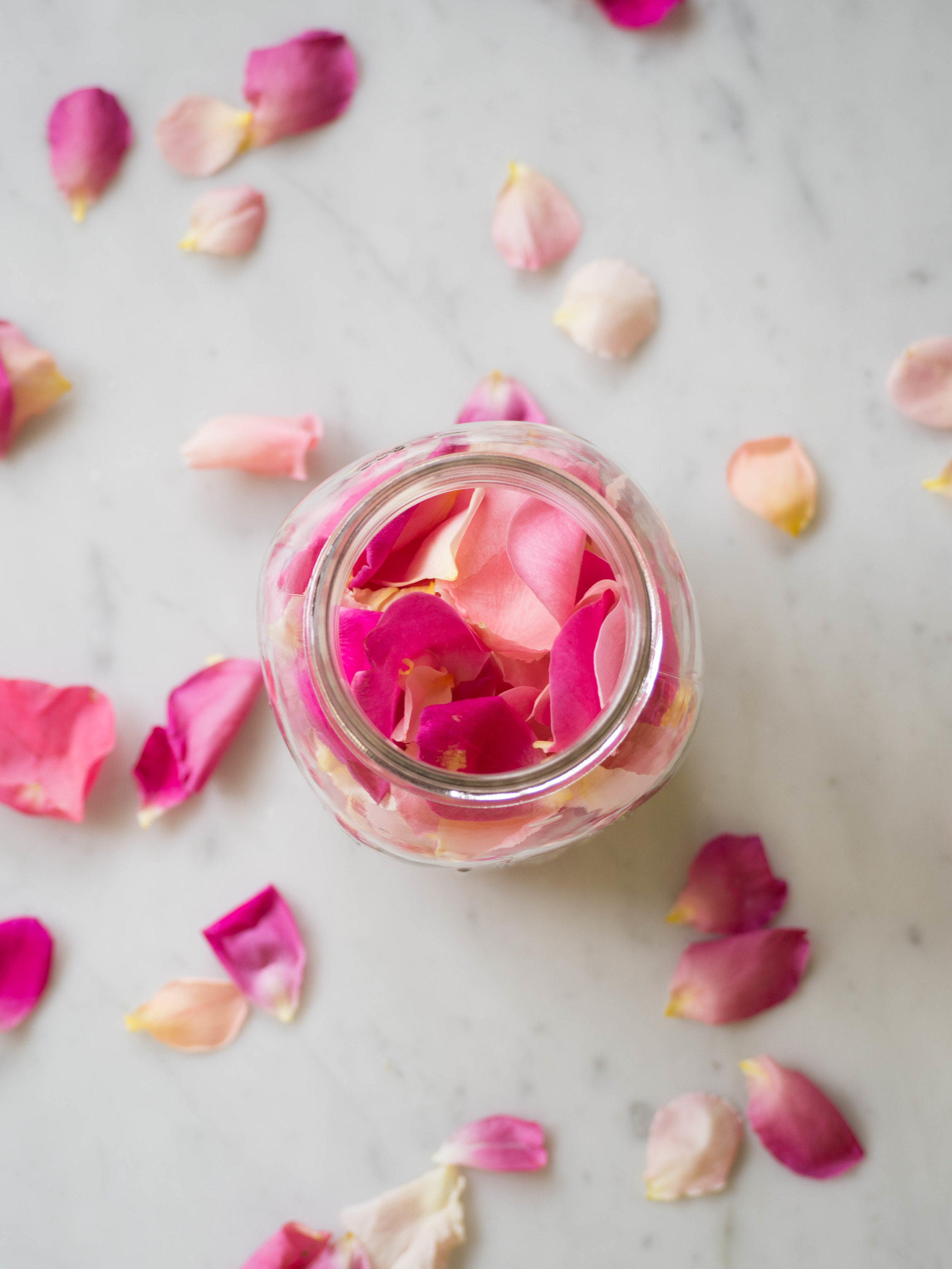 Tips for Baking with Rose Petals
