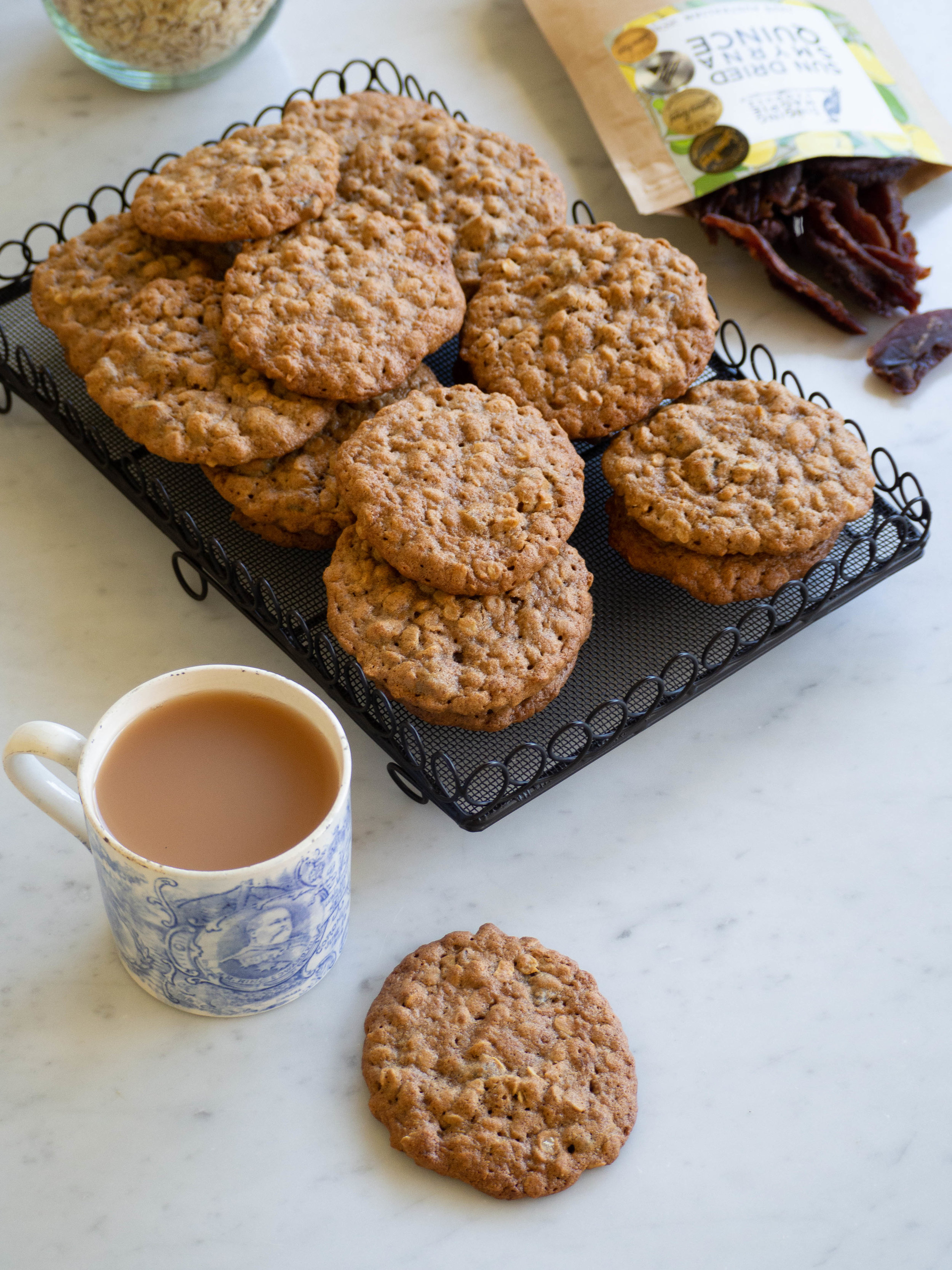 Quince Almond Cookies