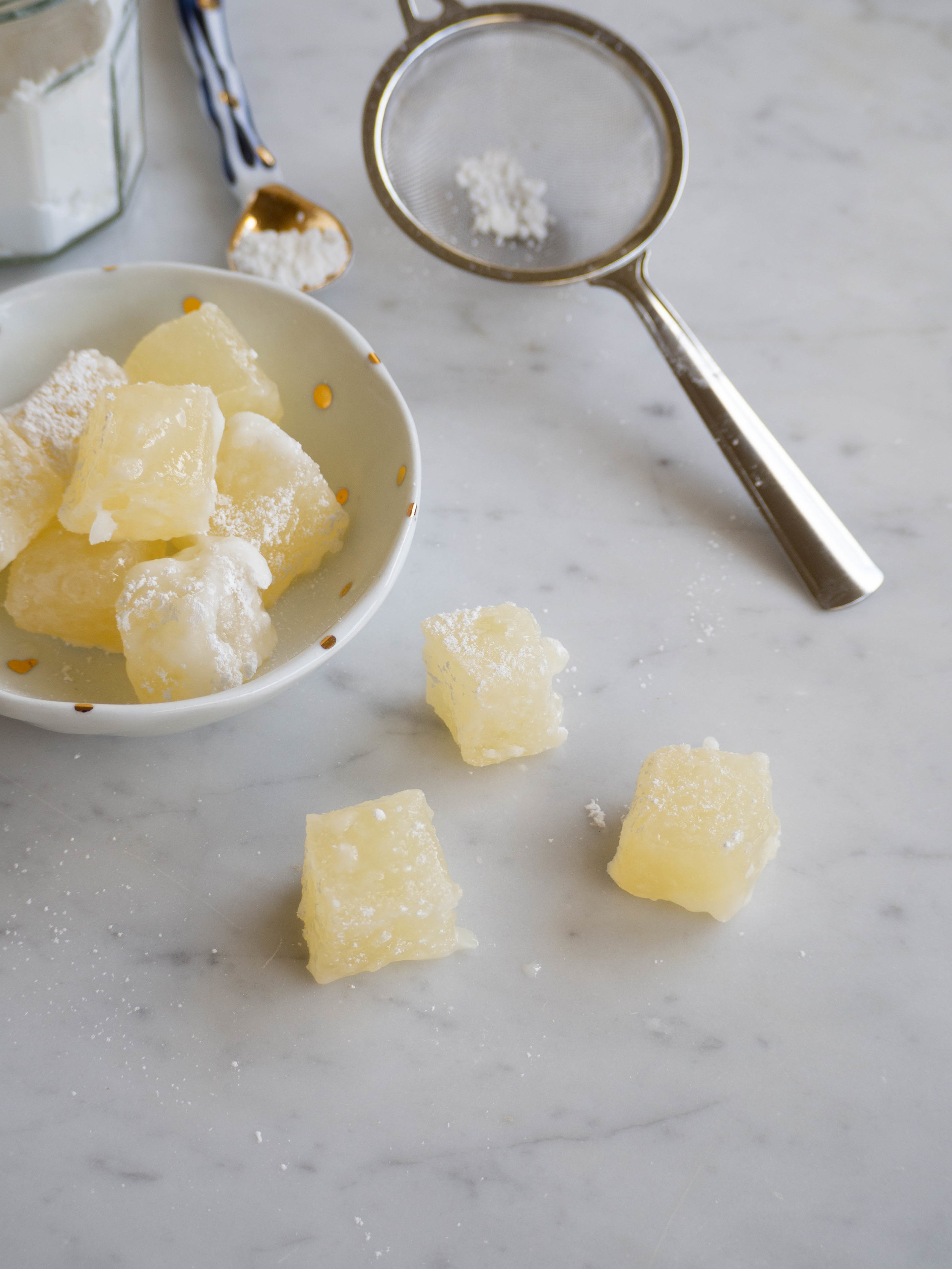 Bergamot Turkish Delight