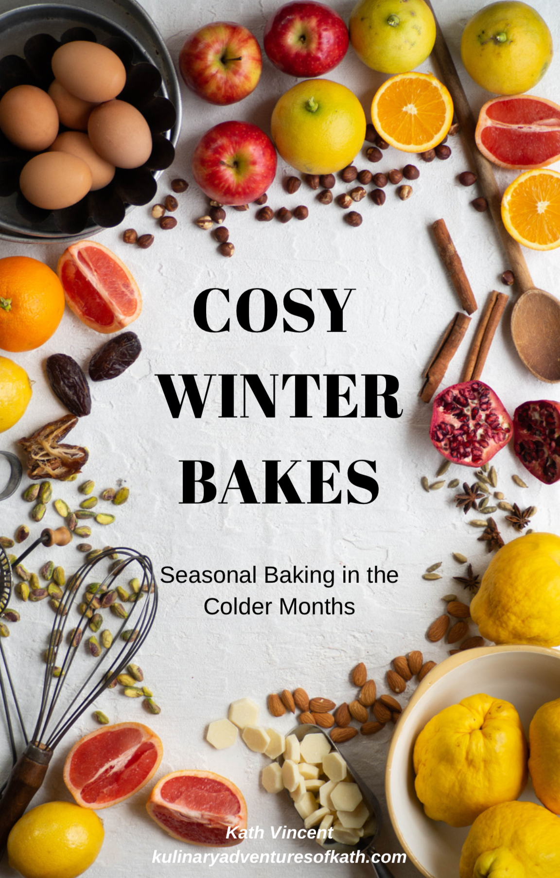 New Recipe eBook - Cosy Winter Bakes