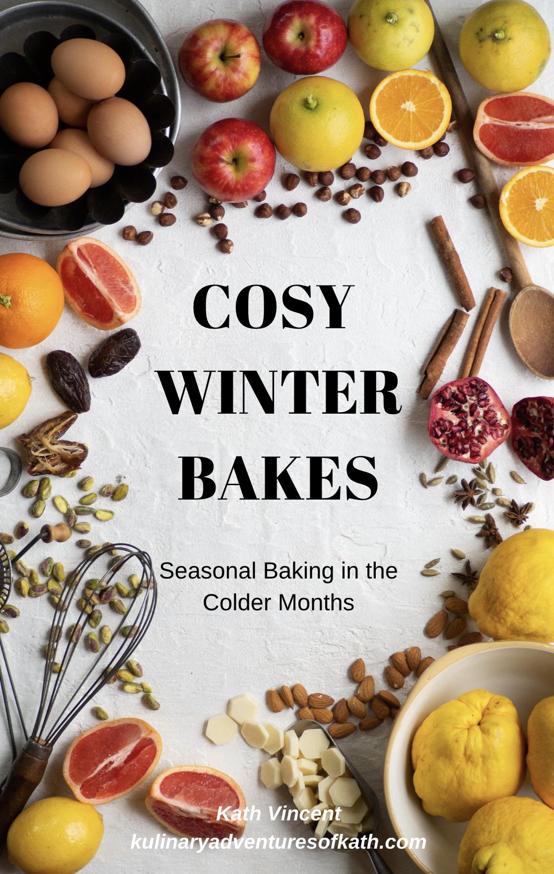 Cosy Winter Bakes - Recipe eBook