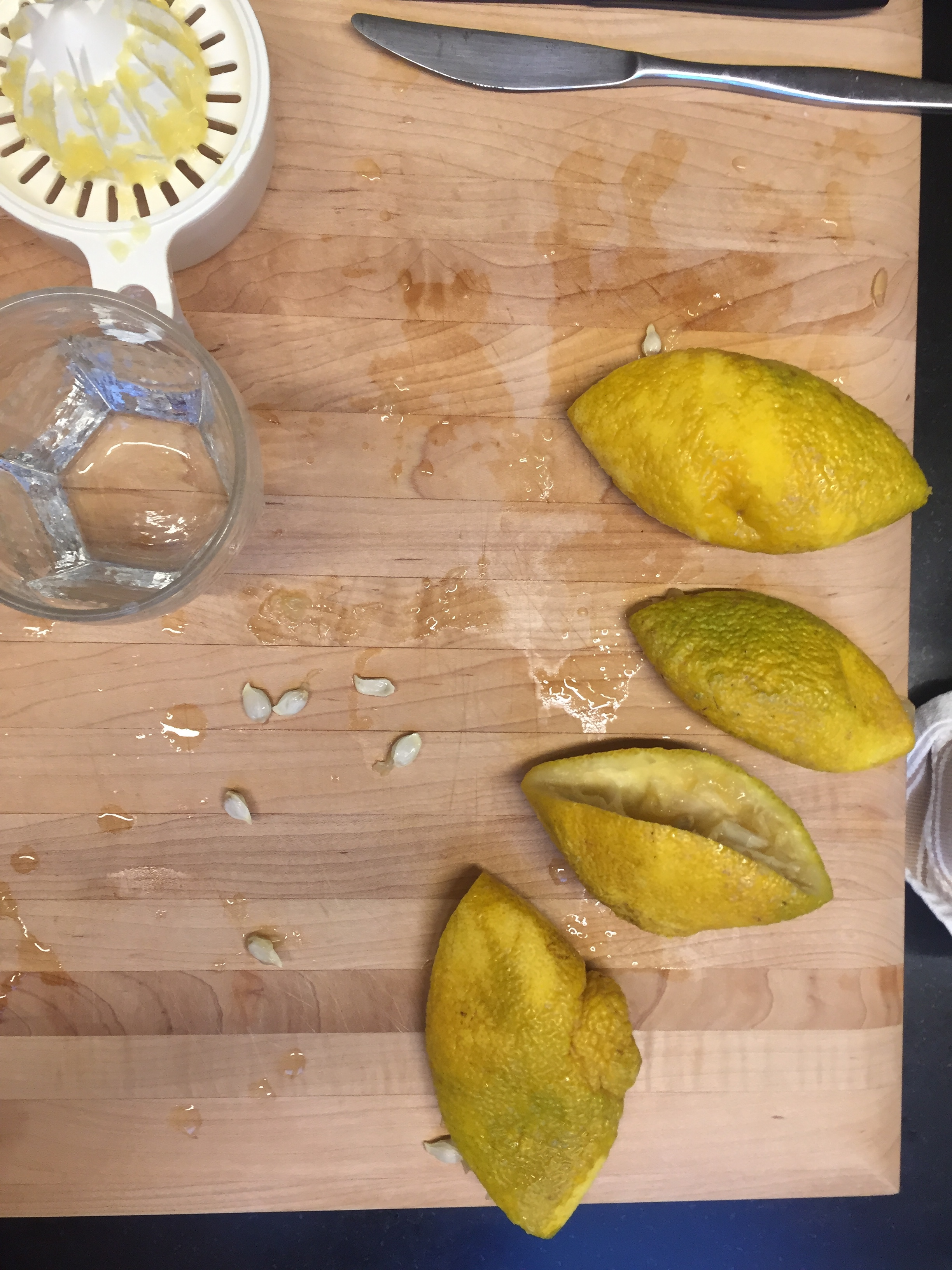 Juicing the Yuzu