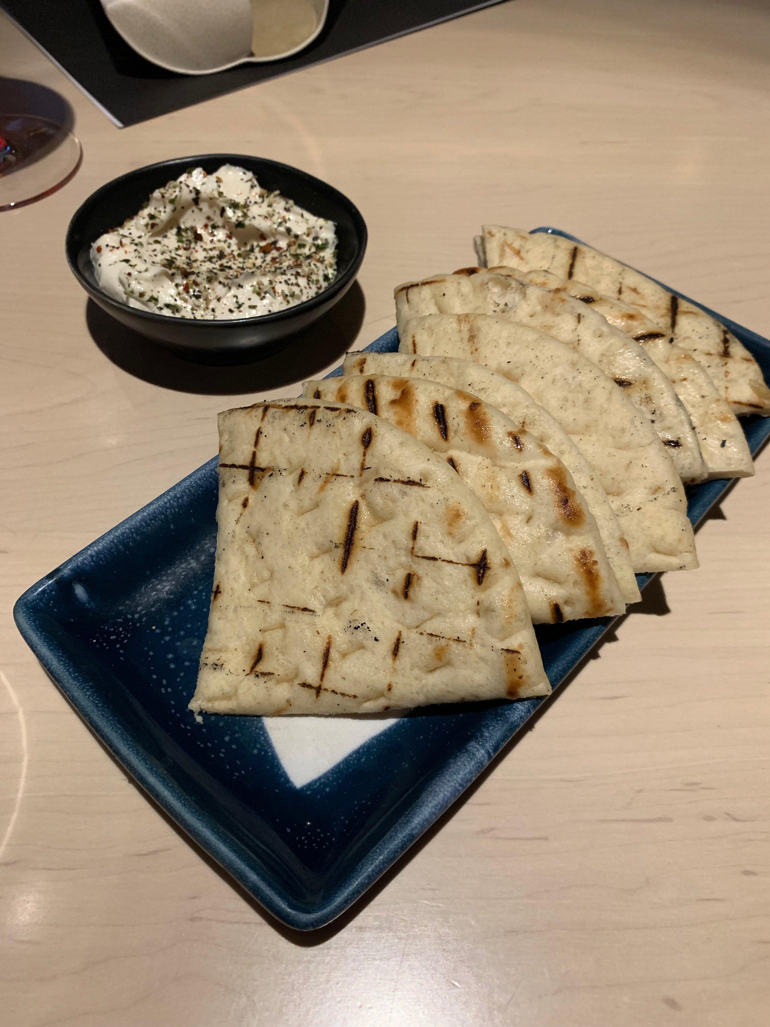 Taramosalata with Pita