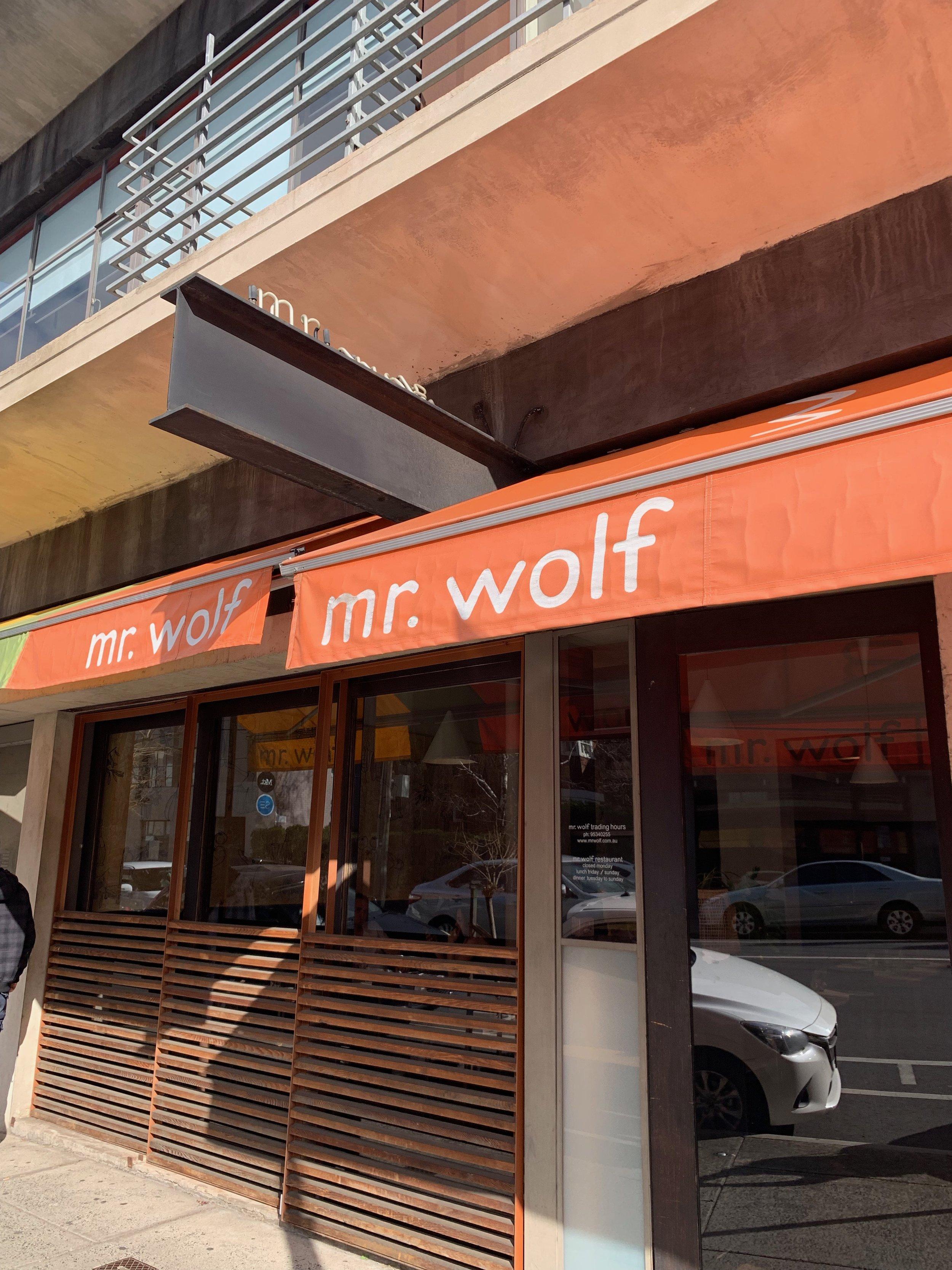 Mr Wolf, St Kilda