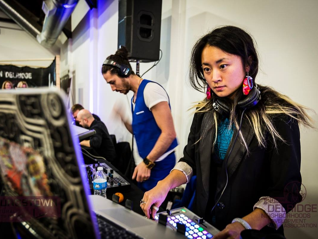 Delridge fundraiser missTANGQ DJ.jpg