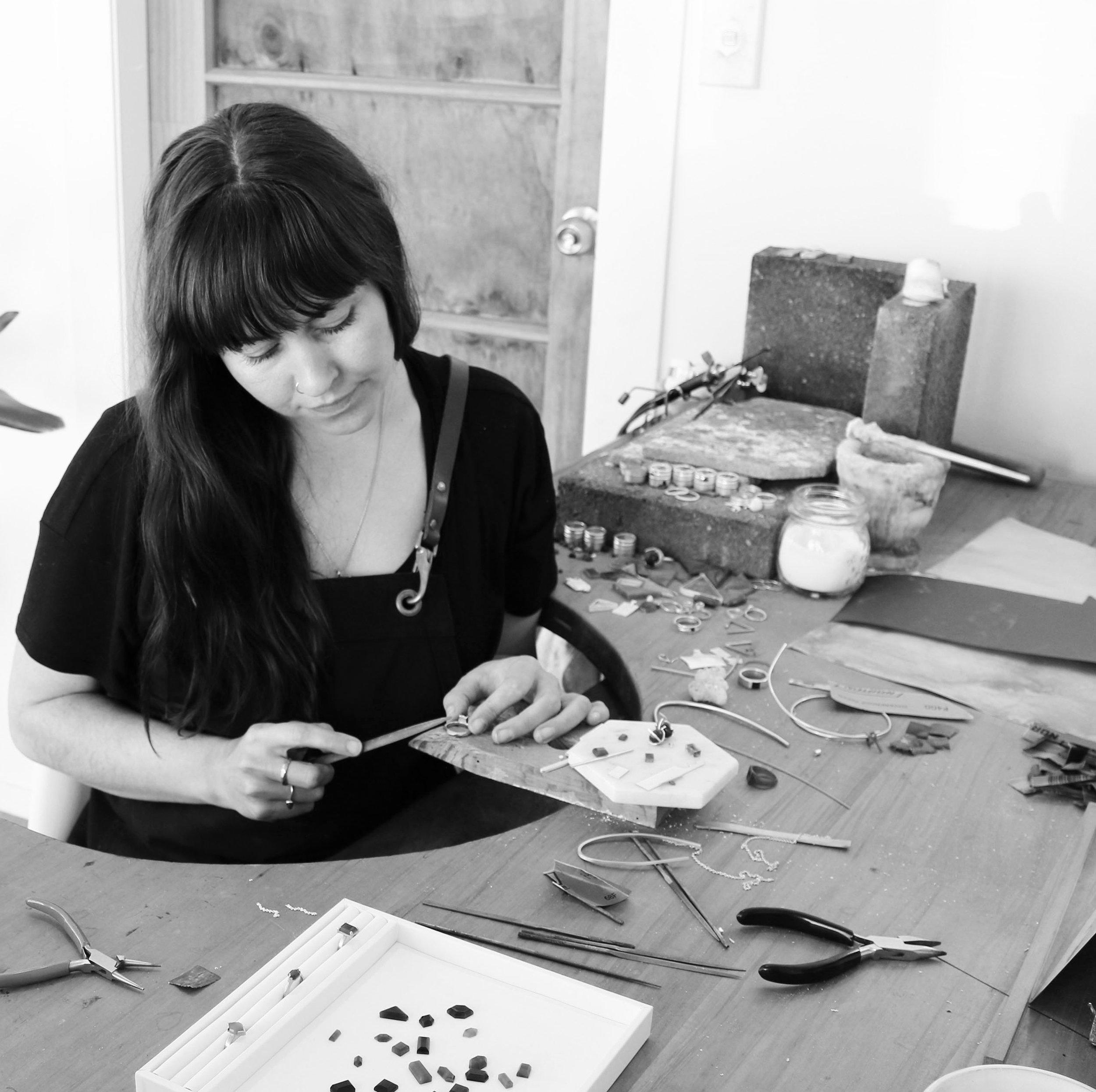 Courtney Marama. Marama Jewellery