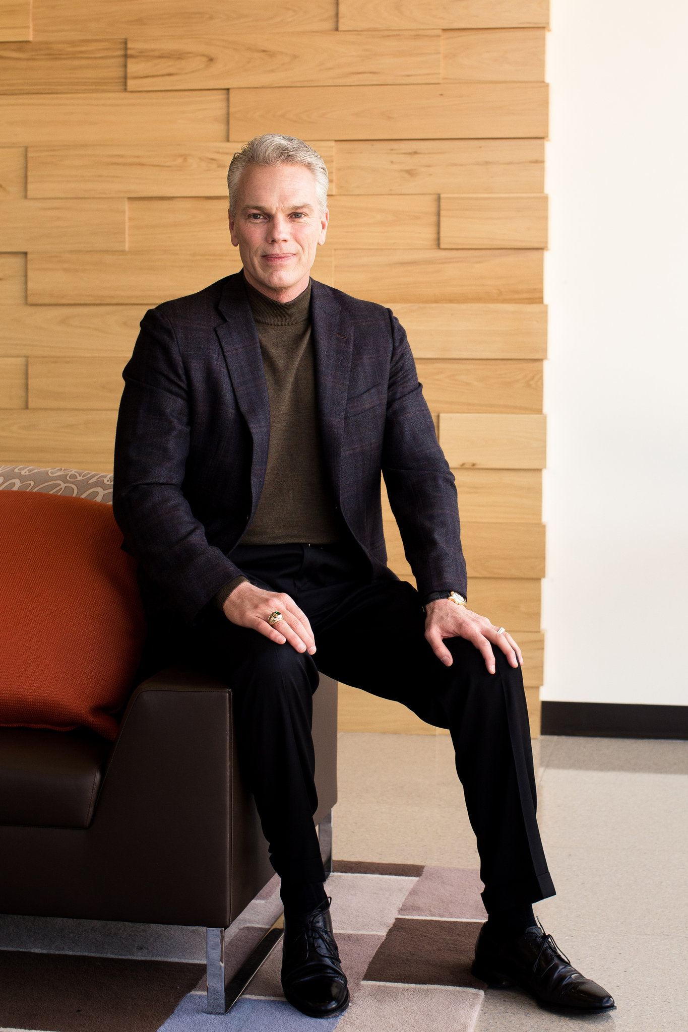 Brad D. Smith, CEO of Intuit