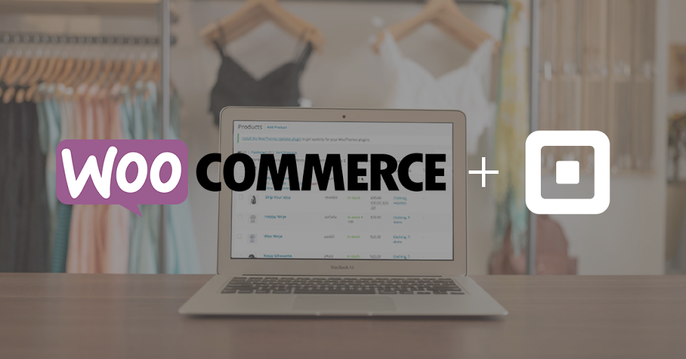 Now you can use Square to process credit card transactions in your WooCommerce online store.