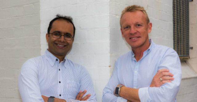 Deputy founders Ashik Ahmed and Steve Shelley