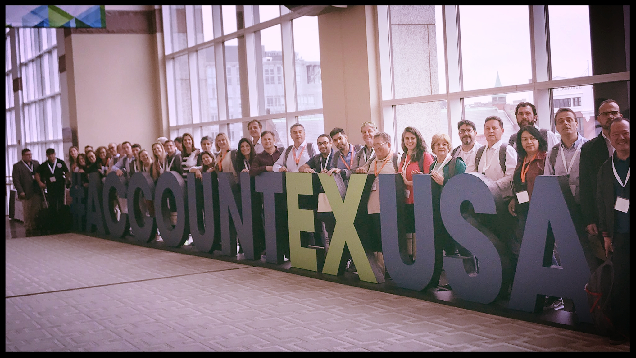 Accountants and bookkeepers at Accountex USA 2017 in Boston, Massachusetts