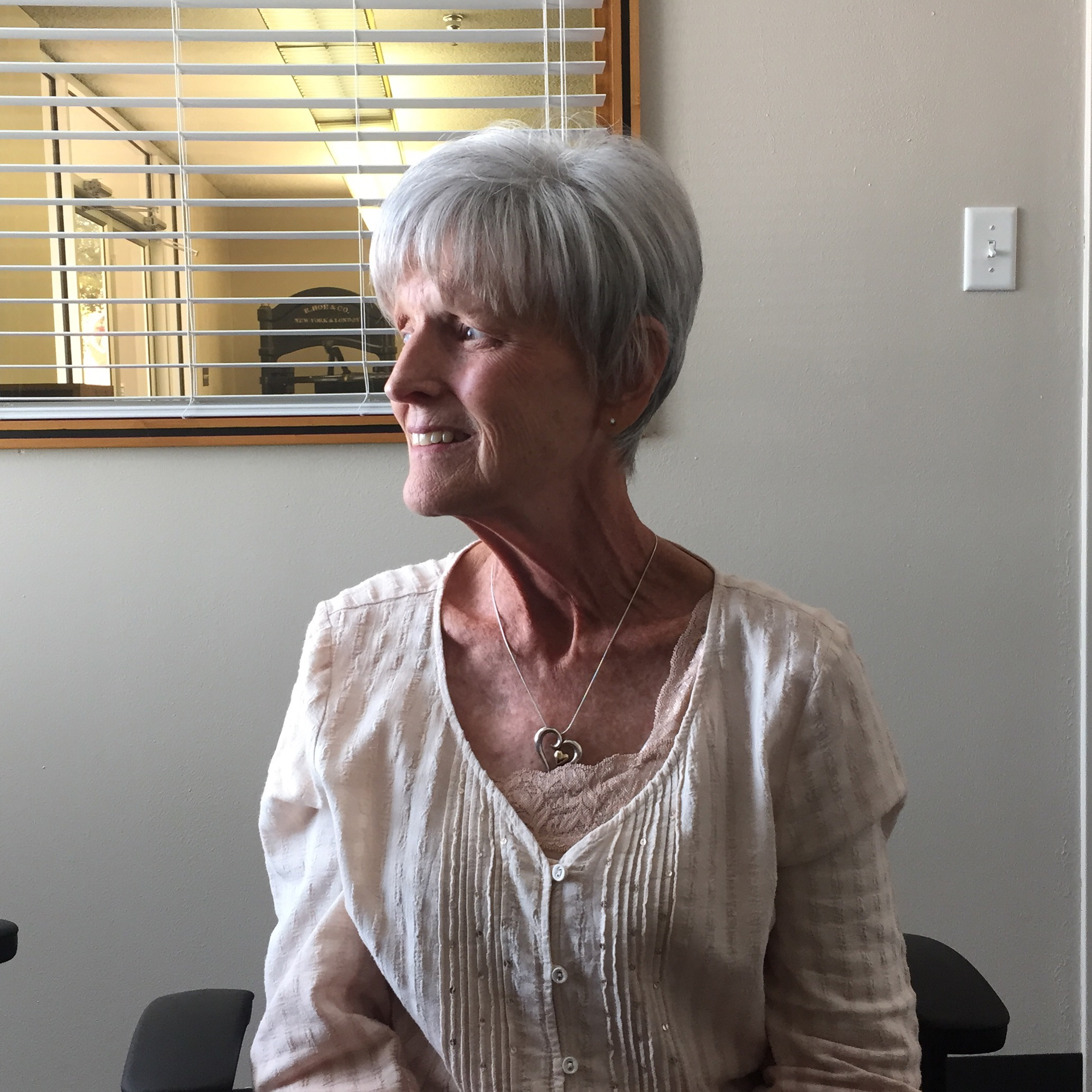 """Midland, TX. August, 2015. This is Patsy Childress. She was diagnosed with breast cancer in 1996, was """"cancer-free"""" for 9 years and then re diagnosed. She currently gets chemo about every week. """"I can't change what is. The doctors and nurses can prescribe and try to make a difference. But if it doesn't, that's what is. You're scared just because you don't know what to expect. I can usually deal with just about anything as long as I know what to expect. I think the scary part is just realizing you're not in control of the situation. Whatever choice you make has no bearing on anything. It just will be what it is."""" Childress died in December of 2015.  #breastcancer    #cancer    #hope    #faith  #SnapshotLives"""