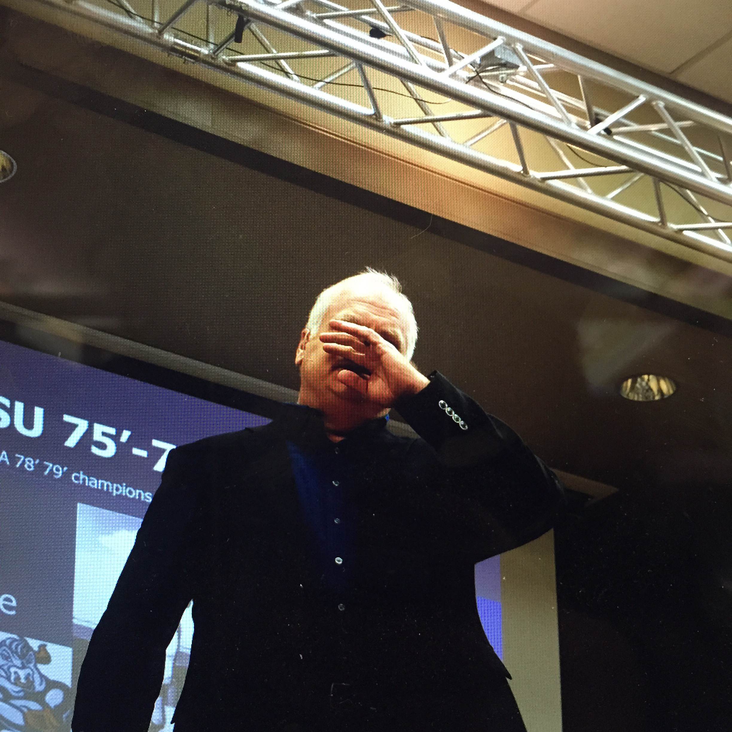 January, 2016. Midland, TX.  Former NFL quarterback Eric Hipple spoke at the first Permian Basin Mental Health Conference this past weekend about his attempted suicide and the death of his son by suicide:  http://www.mrt.com/news/top_stories/article_d8d4f44a-c7e6-11e5-92f9-77d10dfbfb42.html? TNNoMobile   #mentalhealth    #suicideprevention  #SnapshotLives    #MidlandTX