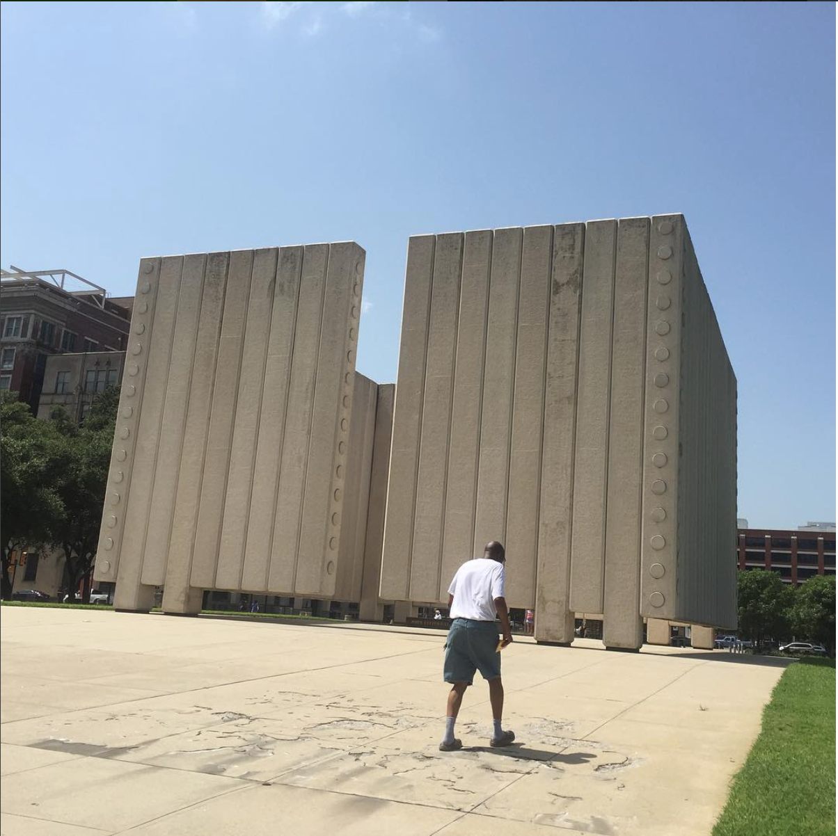 Dallas, TX. JFK Memorial.A day that changed everything.. #SnapshotLives