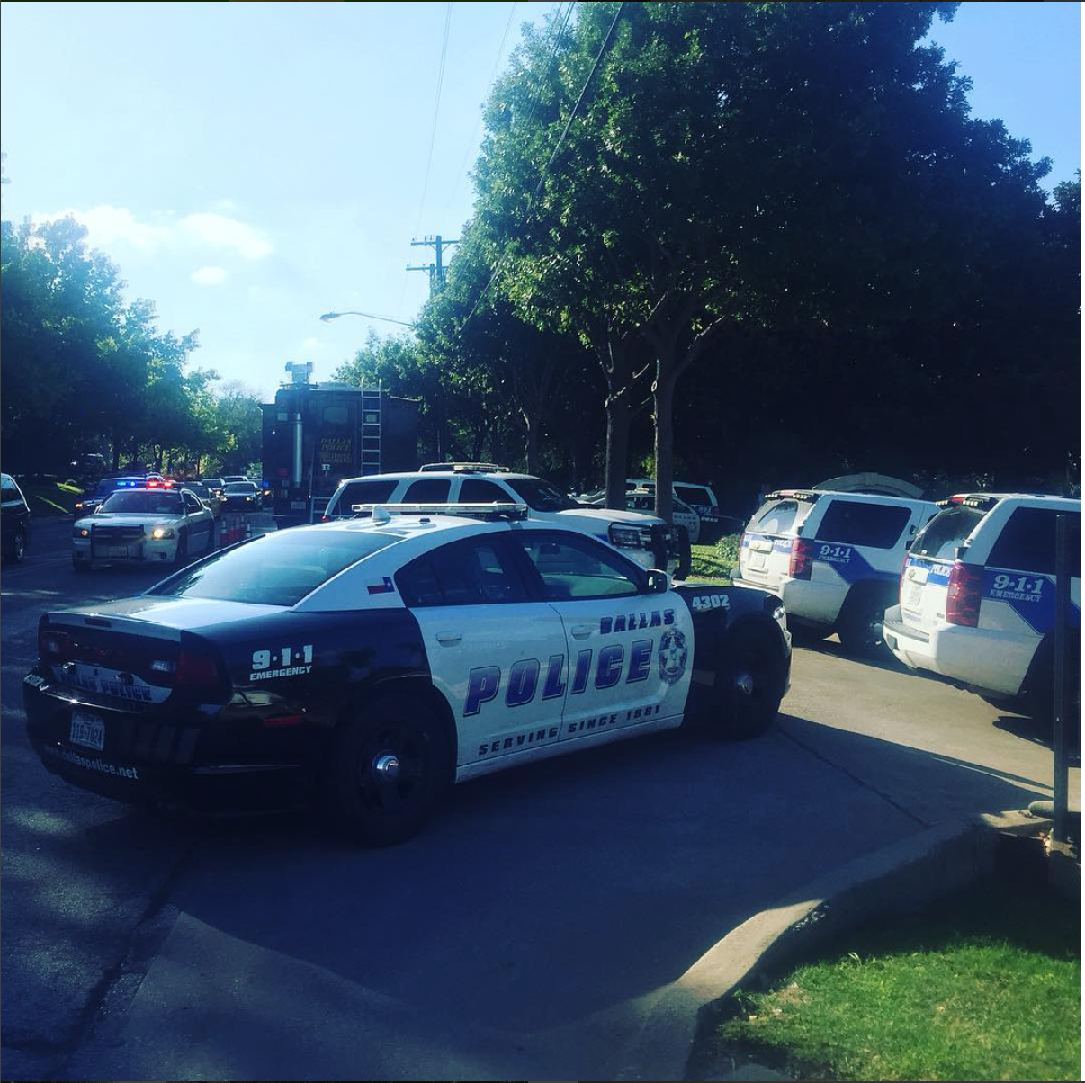 Dallas, TX. A veteran committed suicide at my apartment complex today. There were three shots but apparently they were all his. When SWAT blew his door open they found him on the couch having shot himself. Sometimes I hate my job, having to ask people when something horrible's happened how they feel. Another one of our veterans lost. #SnapshotLives