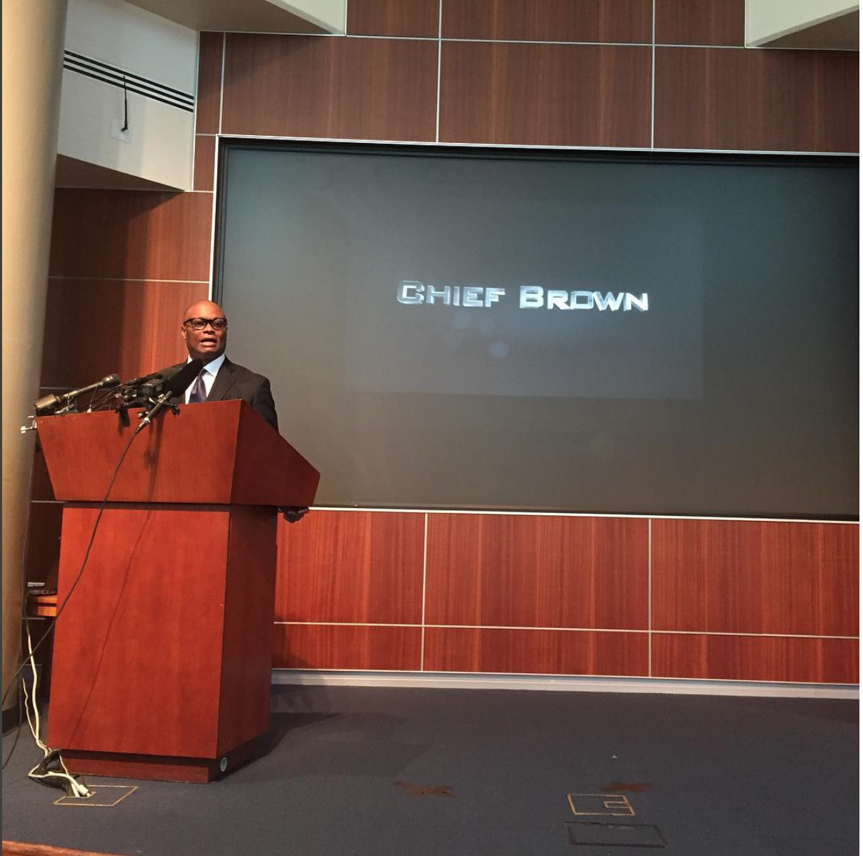 Dallas, TX. Chief Brown speaks to the media about his retirement after 33 years of service with the Dallas Police Department. #dpd  #dallaspd  #dallasstrong  #SnapshotLives