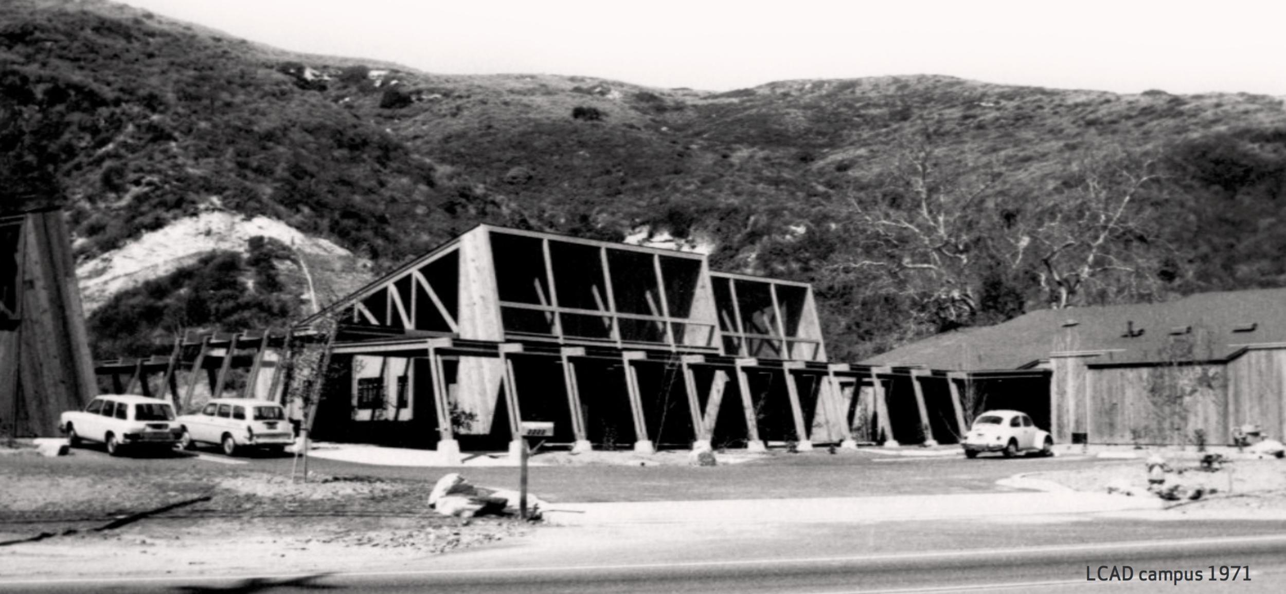 LCAD Campus - 1971