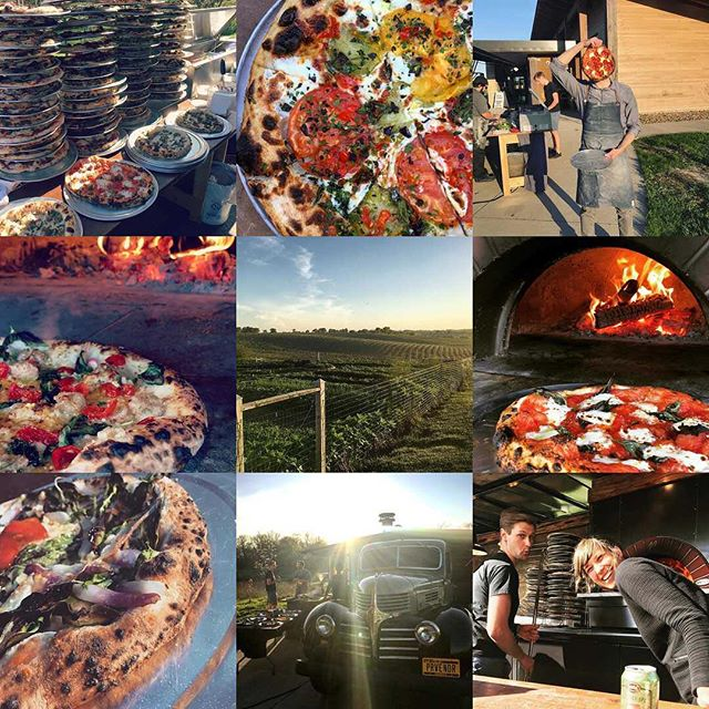 Thanks to all you pizza lovers out there! It was another crazy fun year w the truck. Looking forward to the future w our friends at @walker.homestead