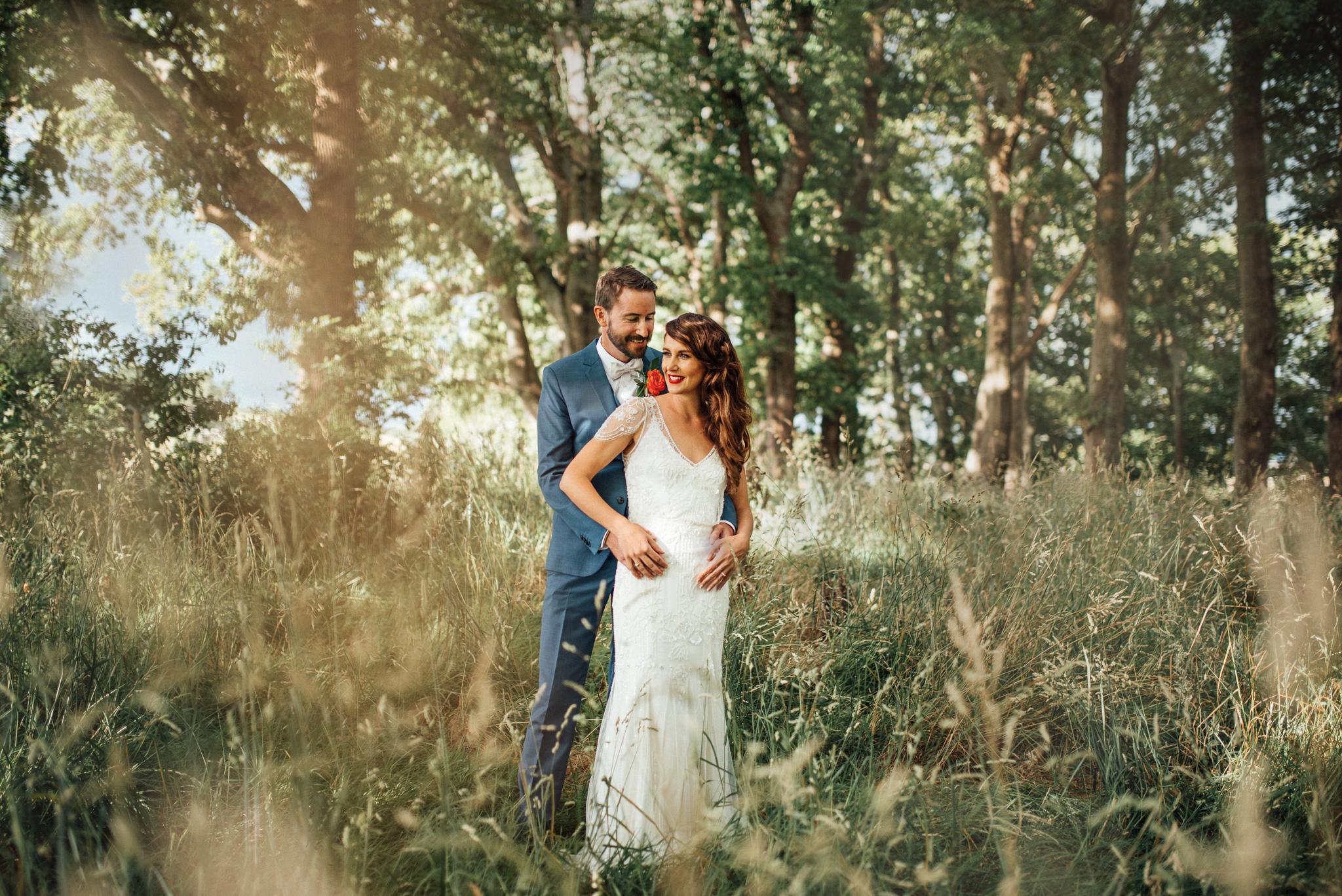 Wedding photography forest narrows landing Hamilton