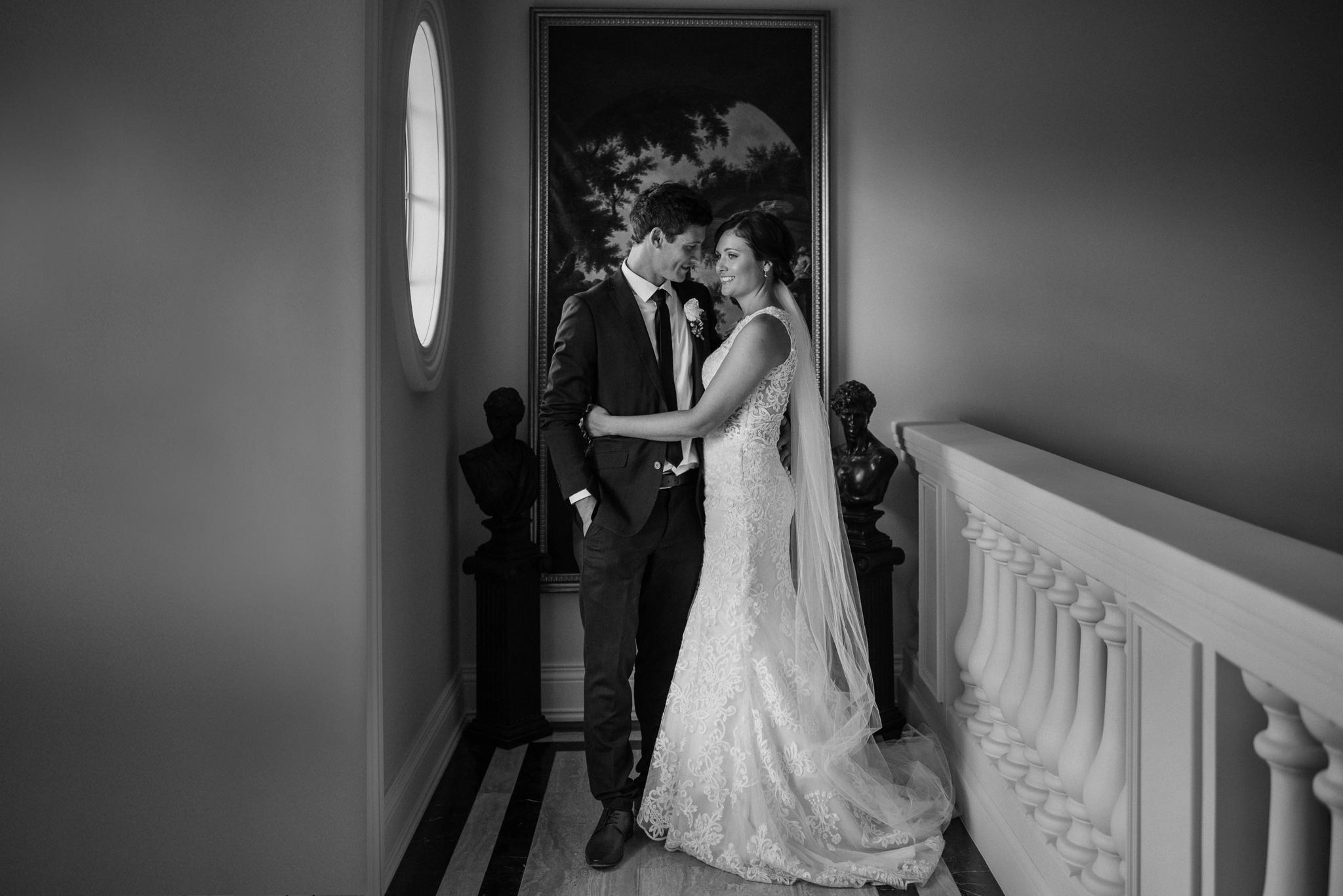 Wedding photography window light Waikato